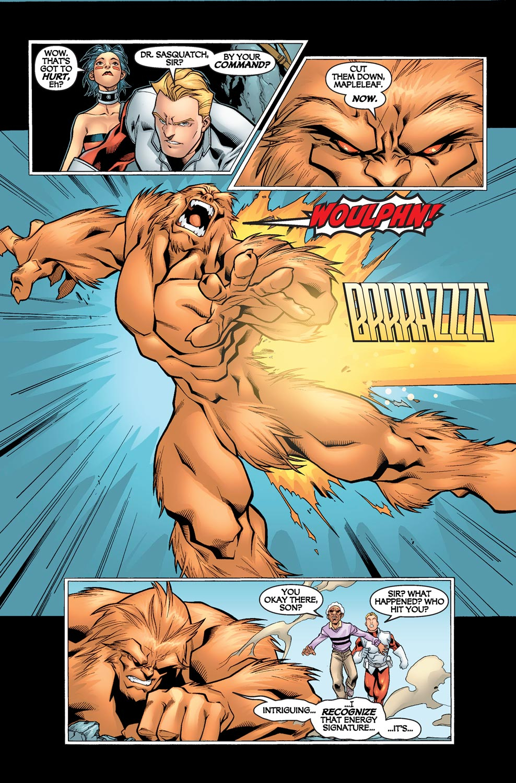 Read online Alpha Flight (2004) comic -  Issue #5 - 8