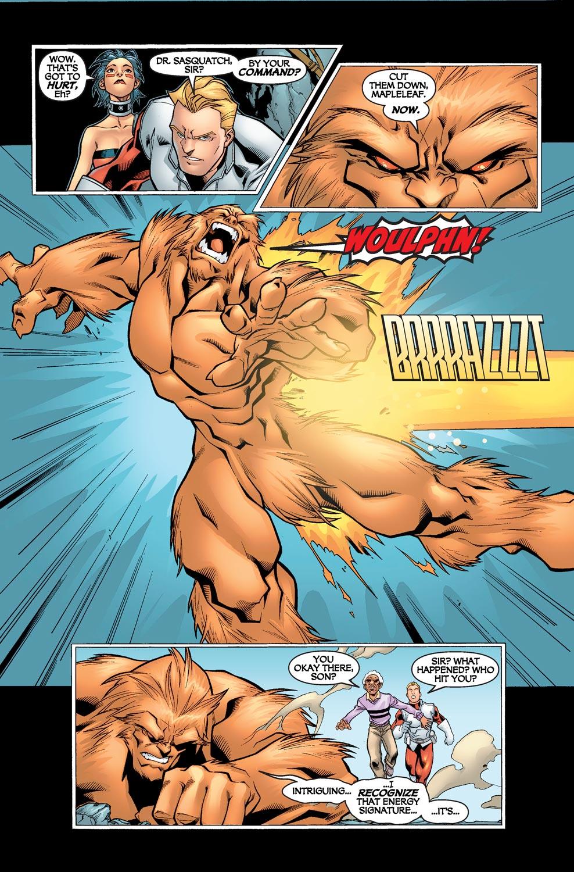 Alpha Flight (2004) issue 5 - Page 8