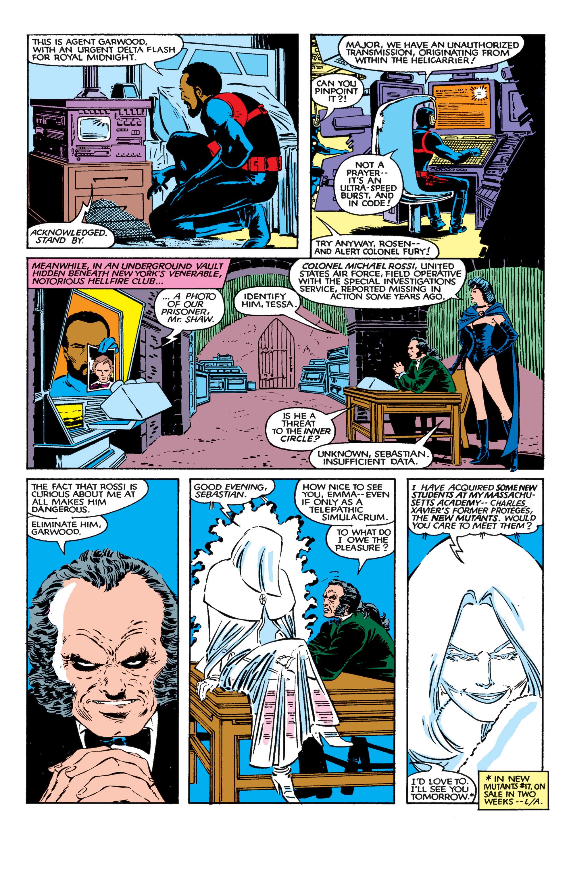 Read online Uncanny X-Men (1963) comic -  Issue #182 - 8