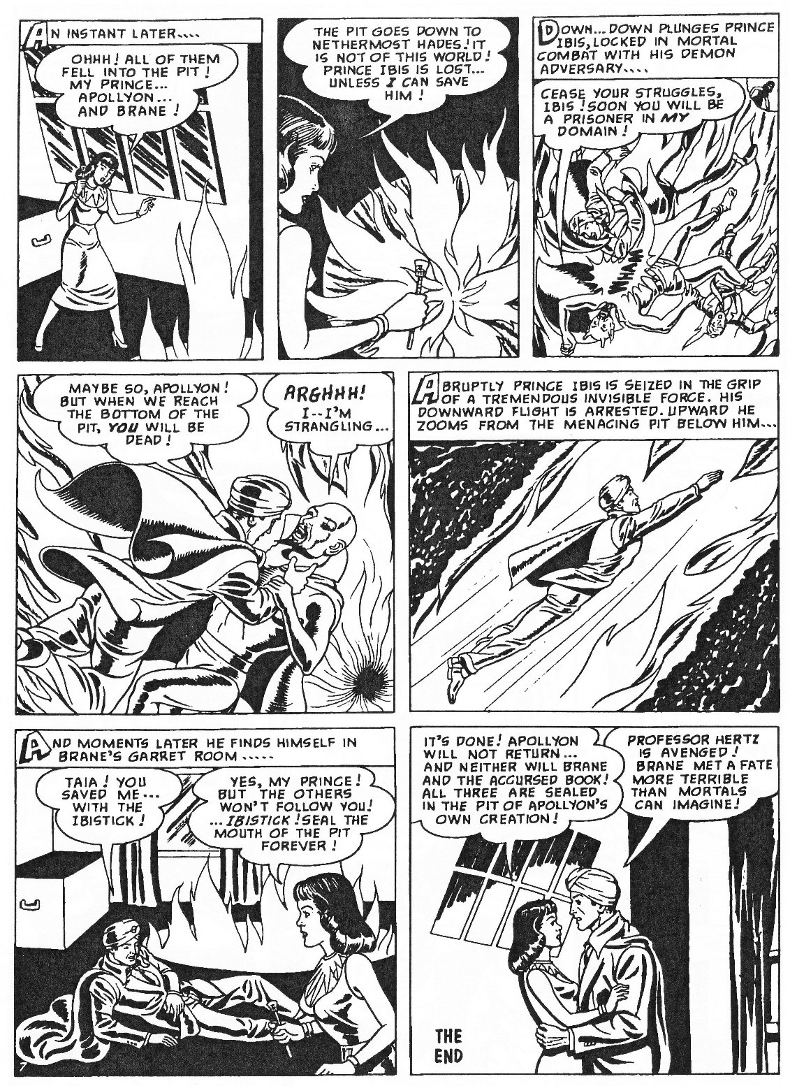 Read online Men of Mystery Comics comic -  Issue #81 - 211