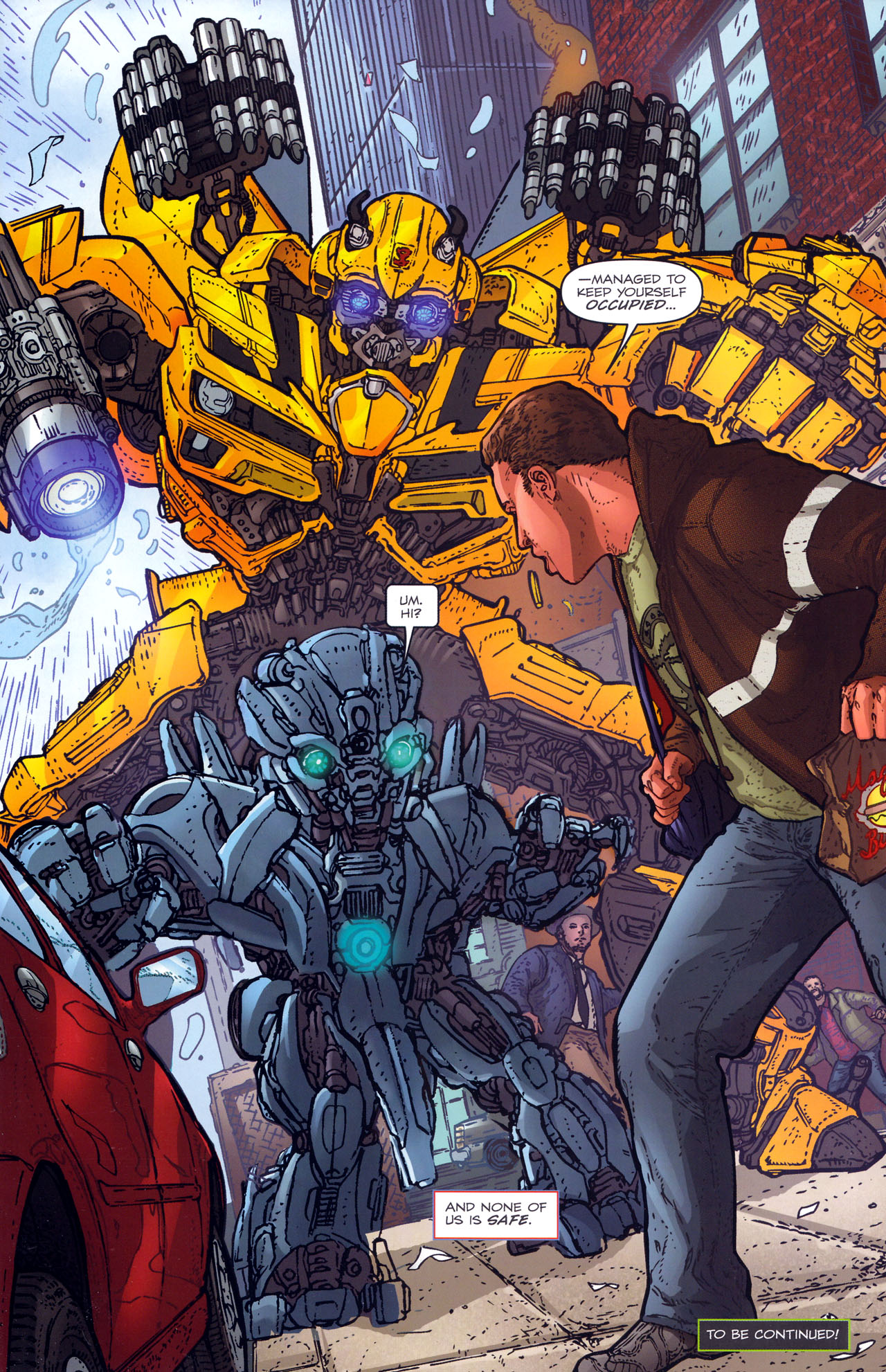 Read online Transformers: Dark of the Moon Rising Storm comic -  Issue #1 - 25