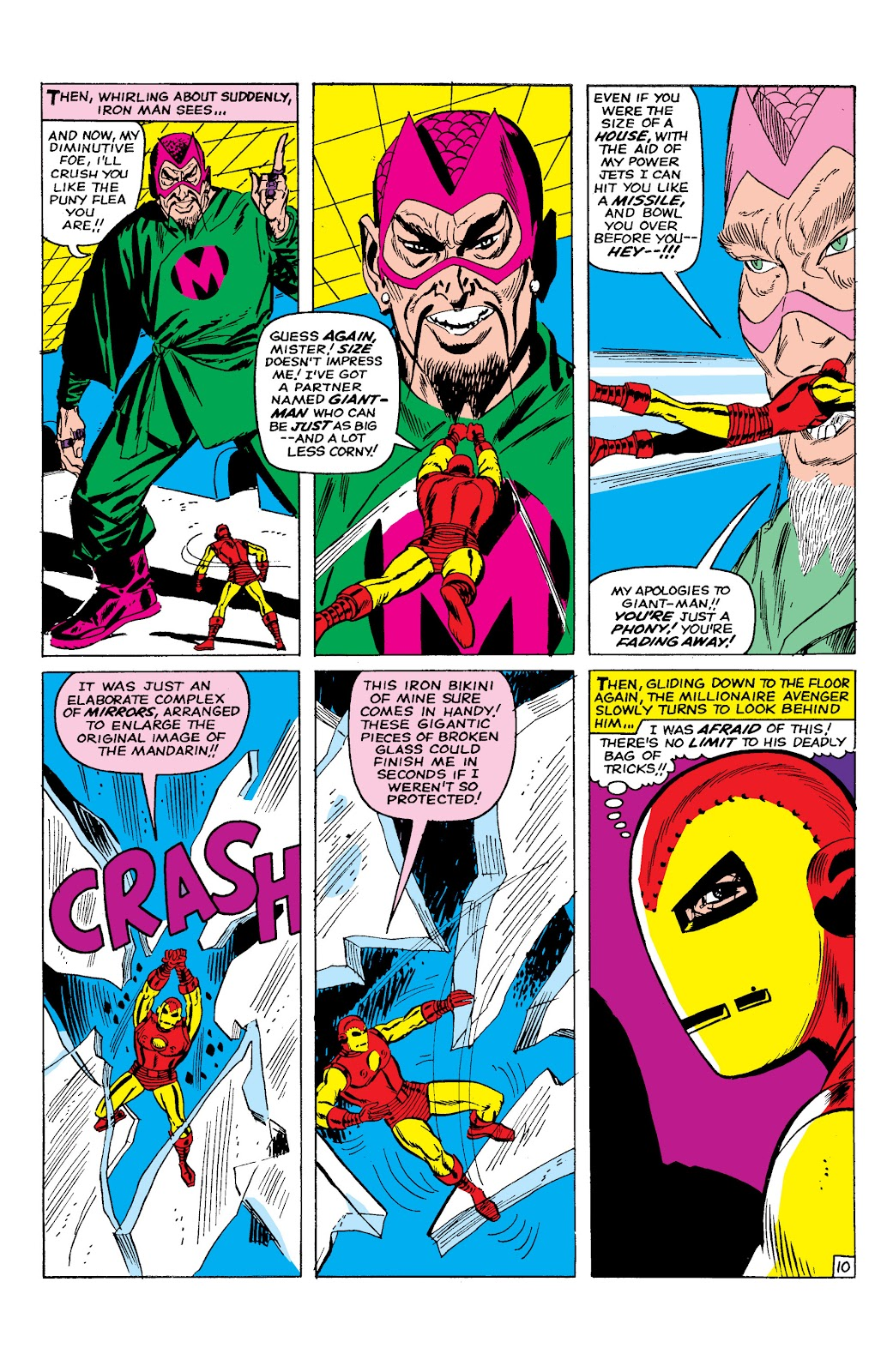Read online Marvel Masterworks: The Invincible Iron Man comic -  Issue # TPB 2 (Part 1) - 71