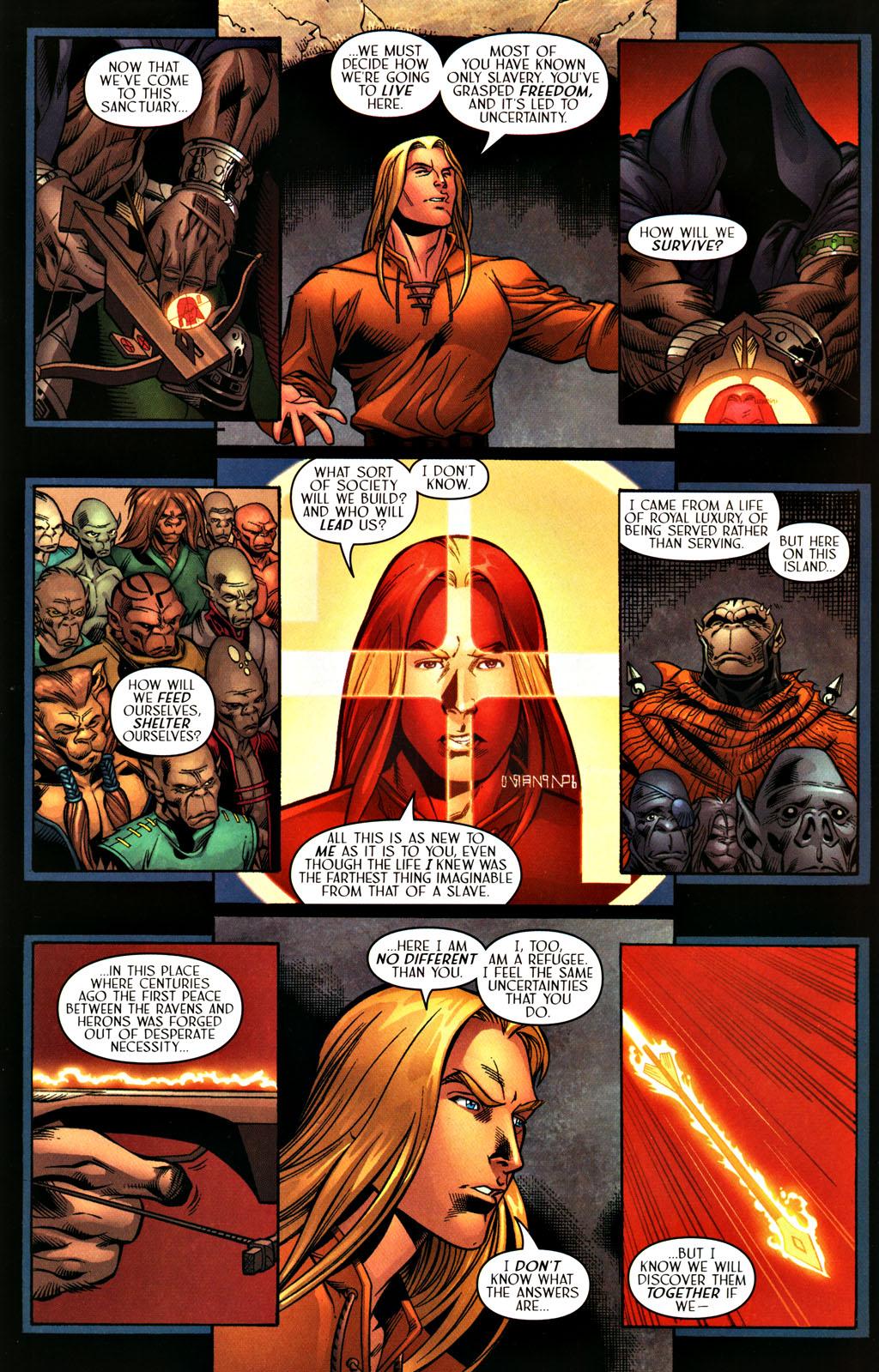 Read online Scion comic -  Issue #27 - 15