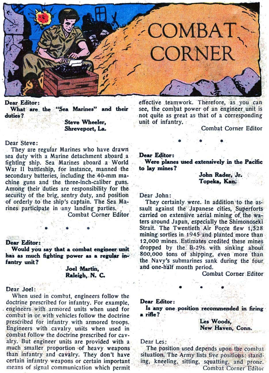 Our Fighting Forces (1954) issue 46 - Page 26