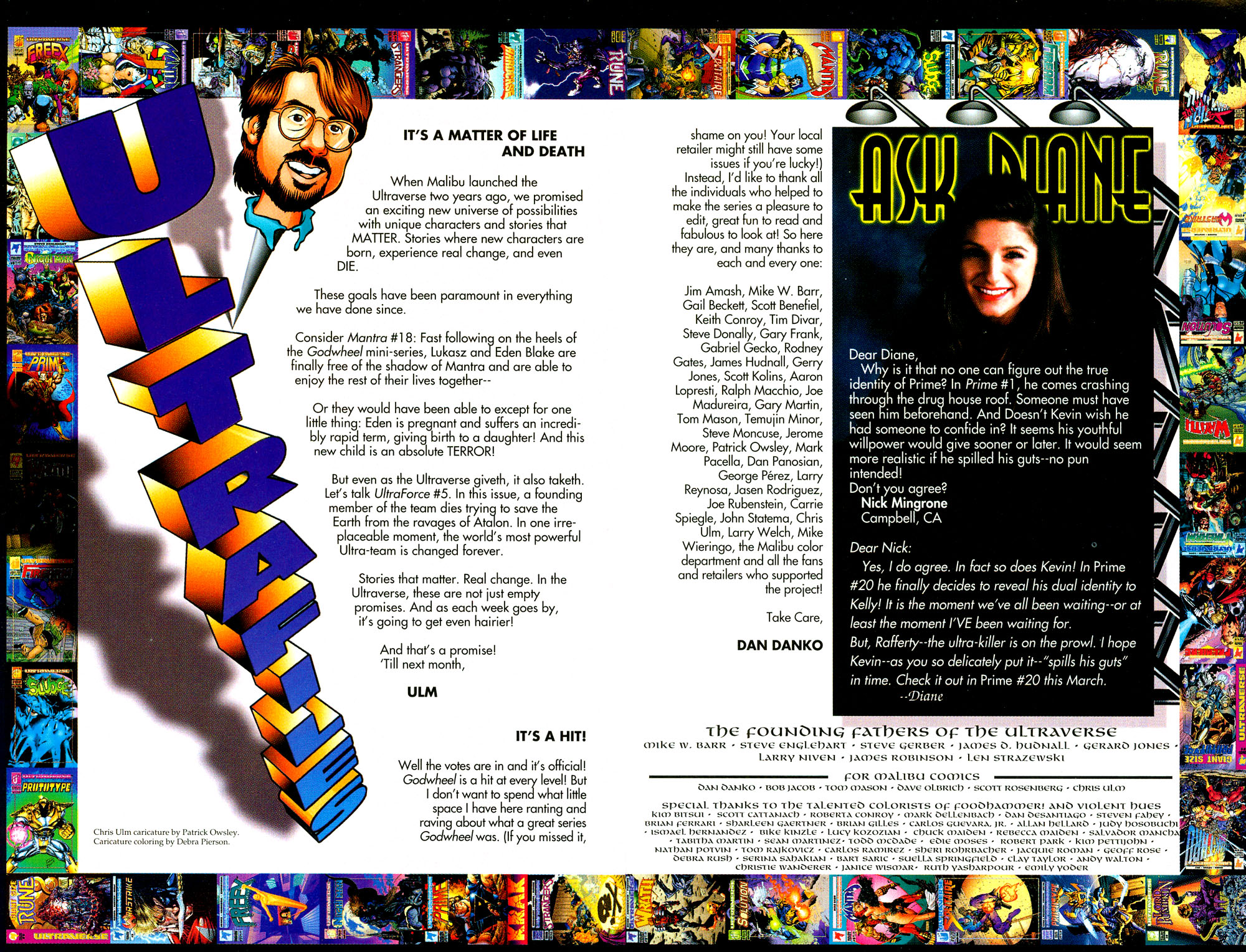 Read online UltraForce (1994) comic -  Issue #6 - 28
