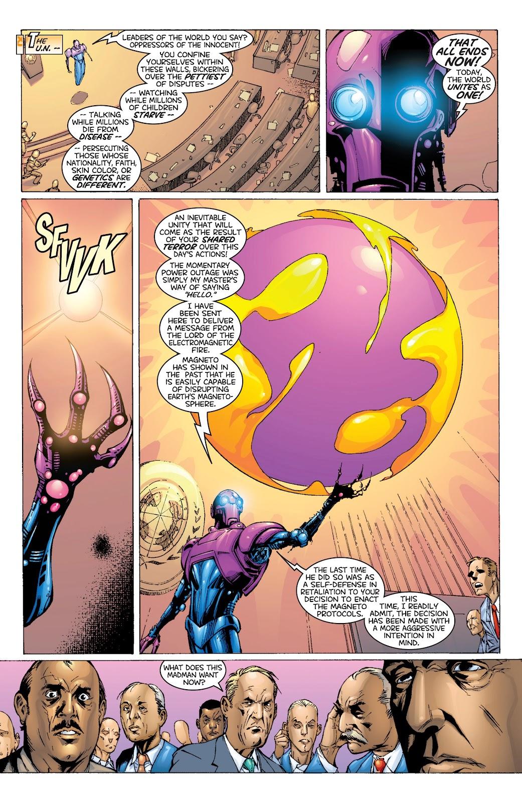 Uncanny X-Men (1963) issue 366 - Page 23