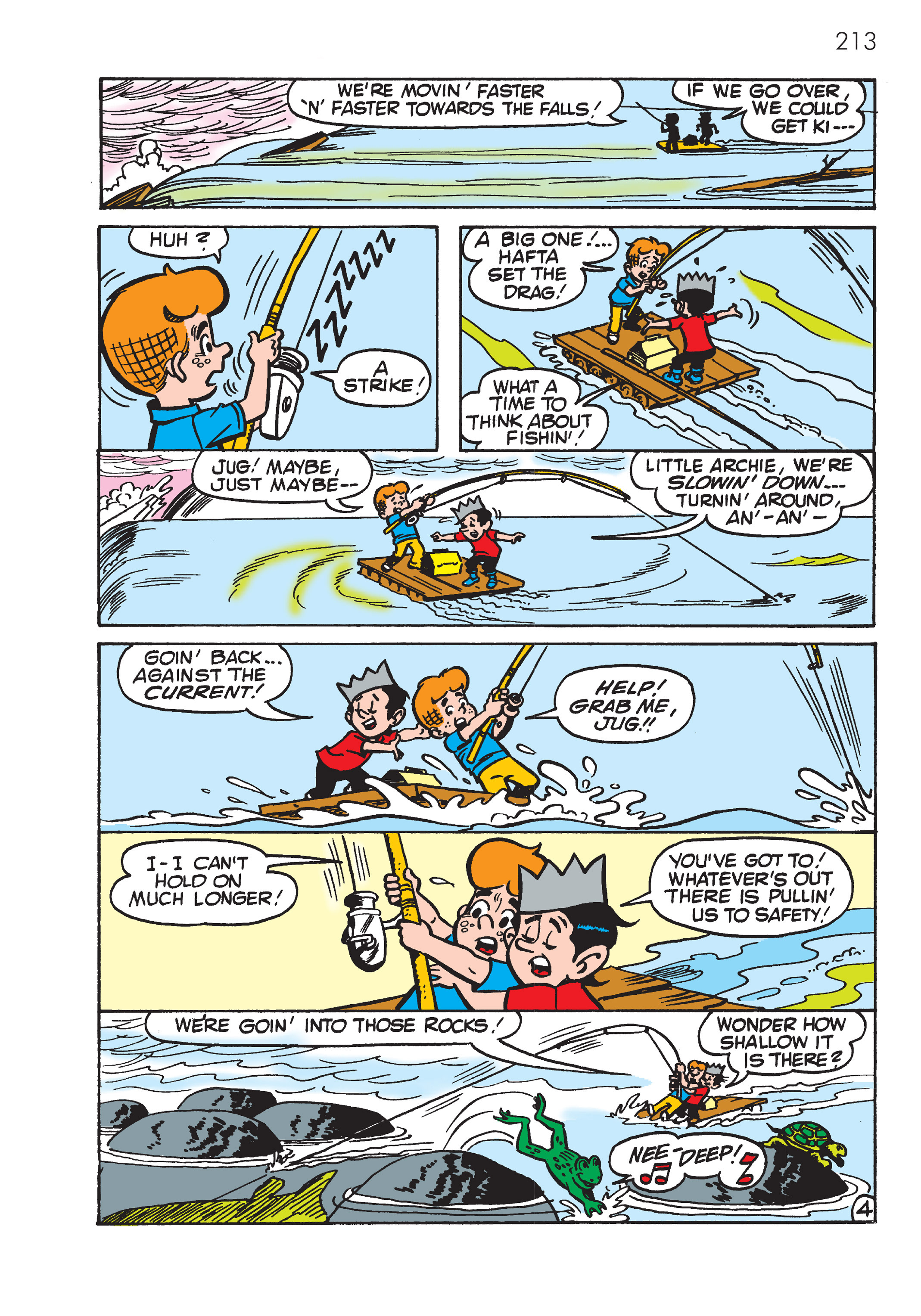 Read online The Best of Archie Comics comic -  Issue # TPB 4 (Part 2) - 3