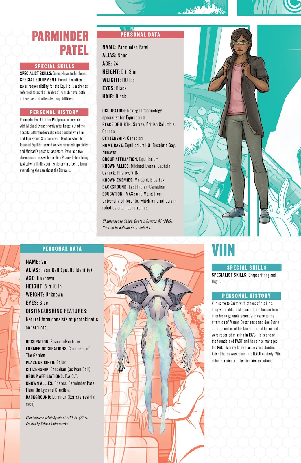 Captain Canuck: Invasion (Canada Day 2018) issue Full - Page 29