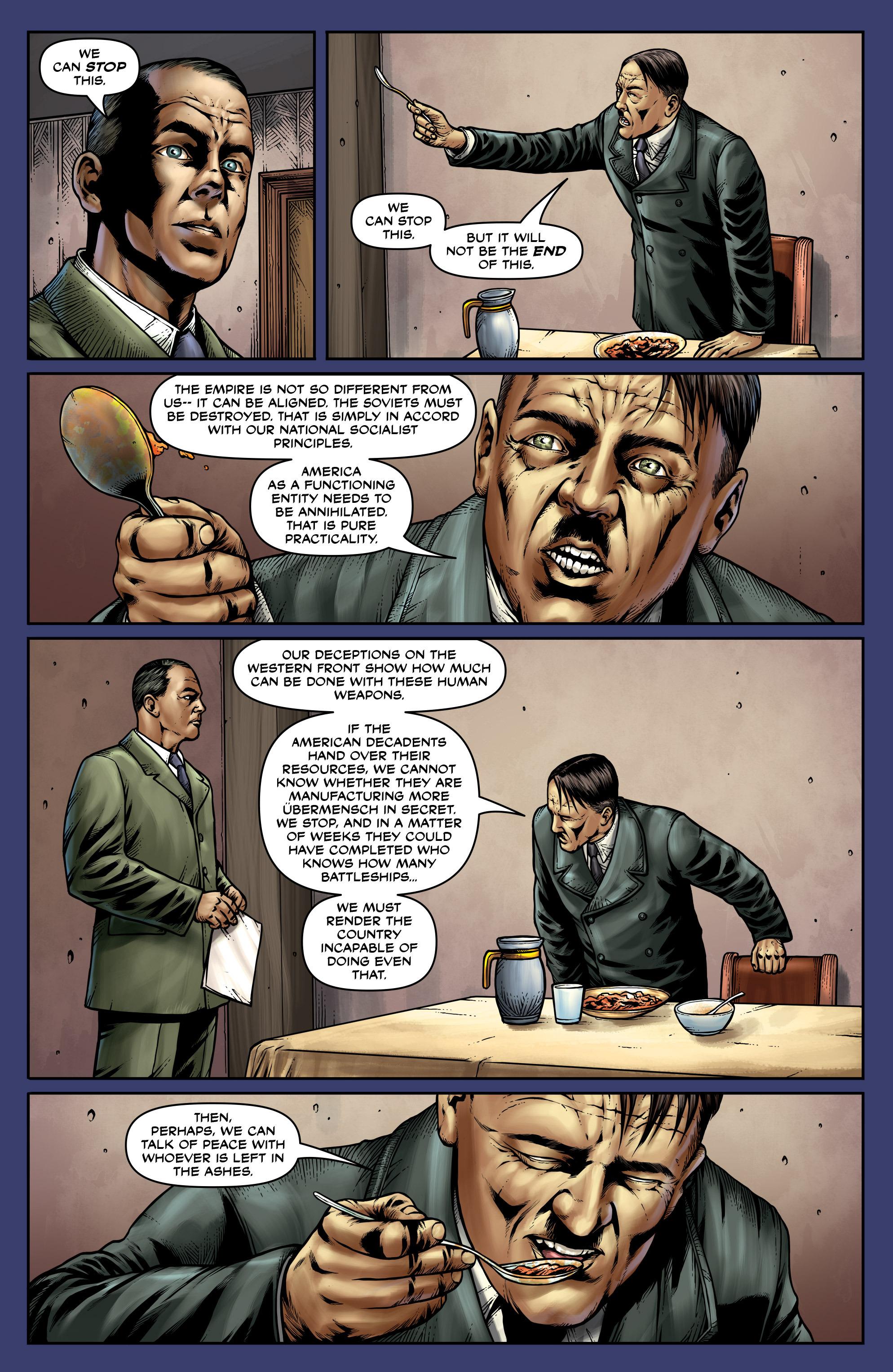 Read online Uber: Invasion comic -  Issue #3 - 20