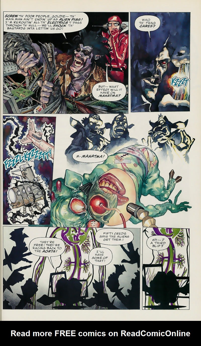 Lobo: Fragtastic Voyage issue Full - Page 32