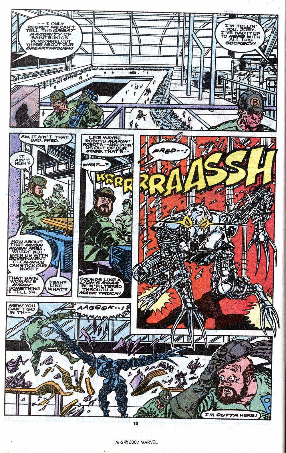Iron Man Annual issue 11 - Page 16