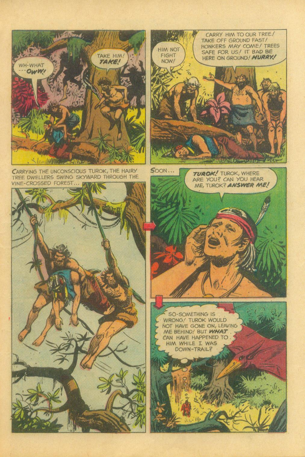 Read online Turok, Son of Stone comic -  Issue #29 - 9