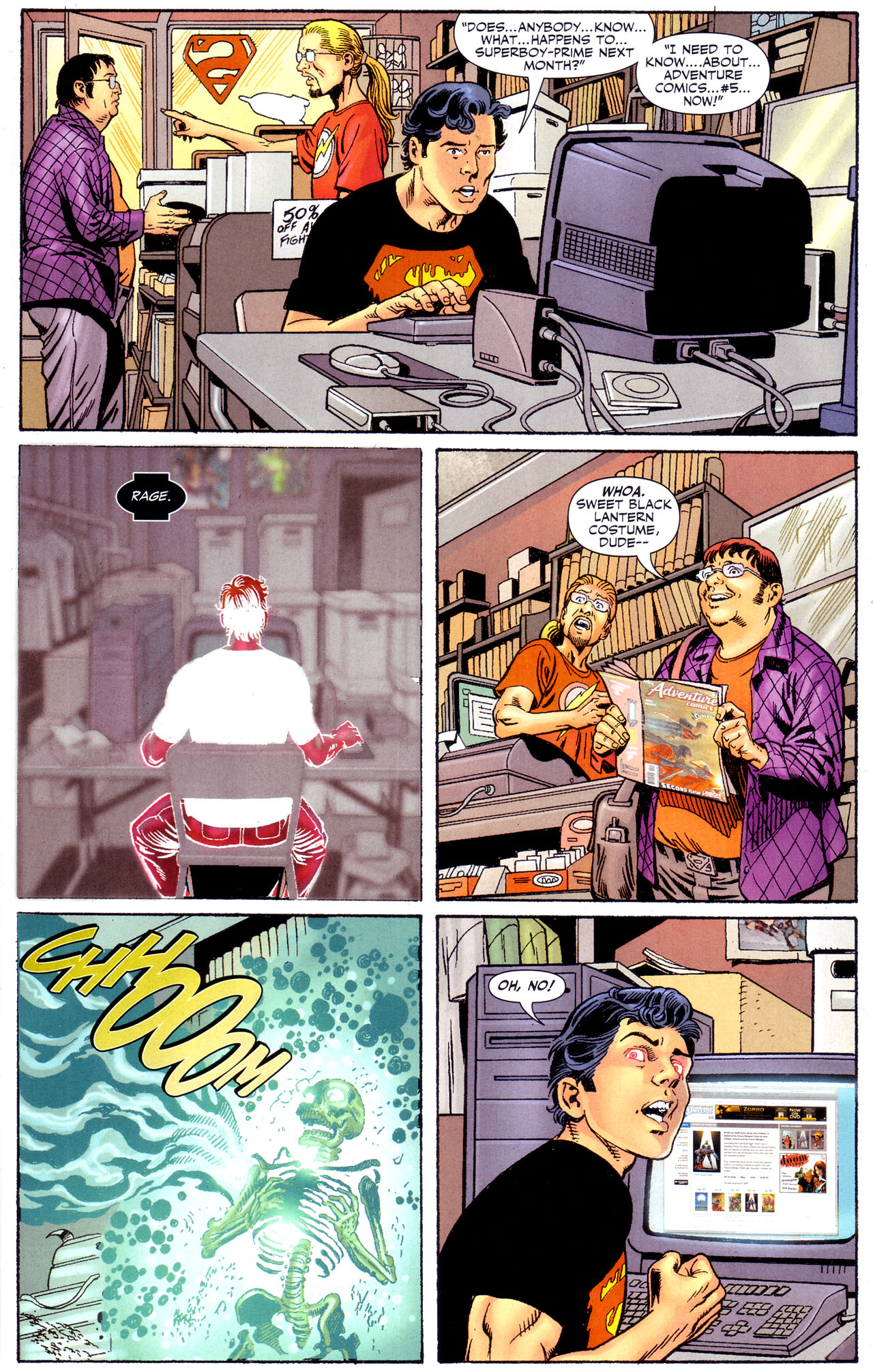 Read online Adventure Comics (2009) comic -  Issue #4 - 14