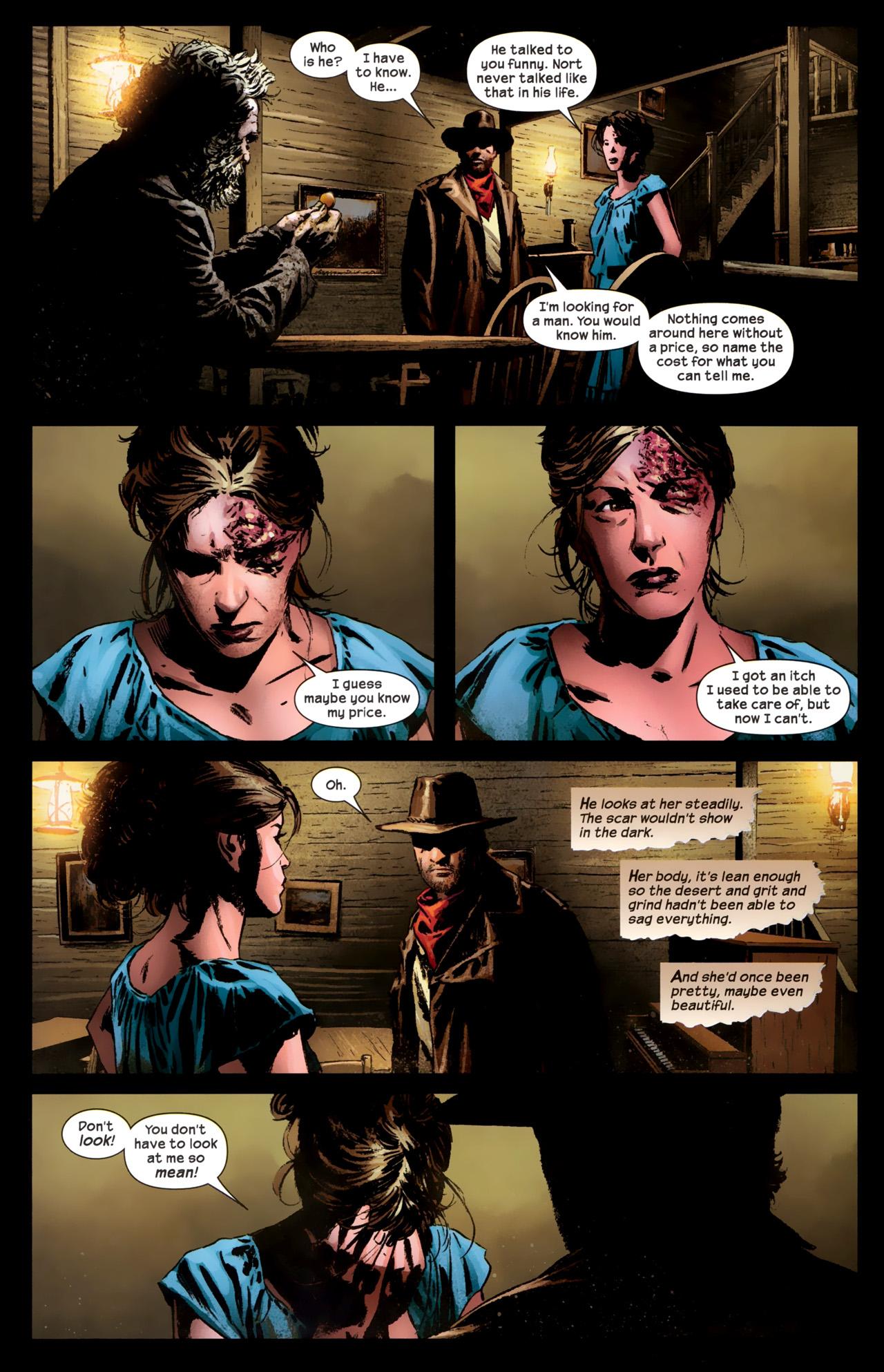 Read online Dark Tower: The Gunslinger - The Battle of Tull comic -  Issue #1 - 23