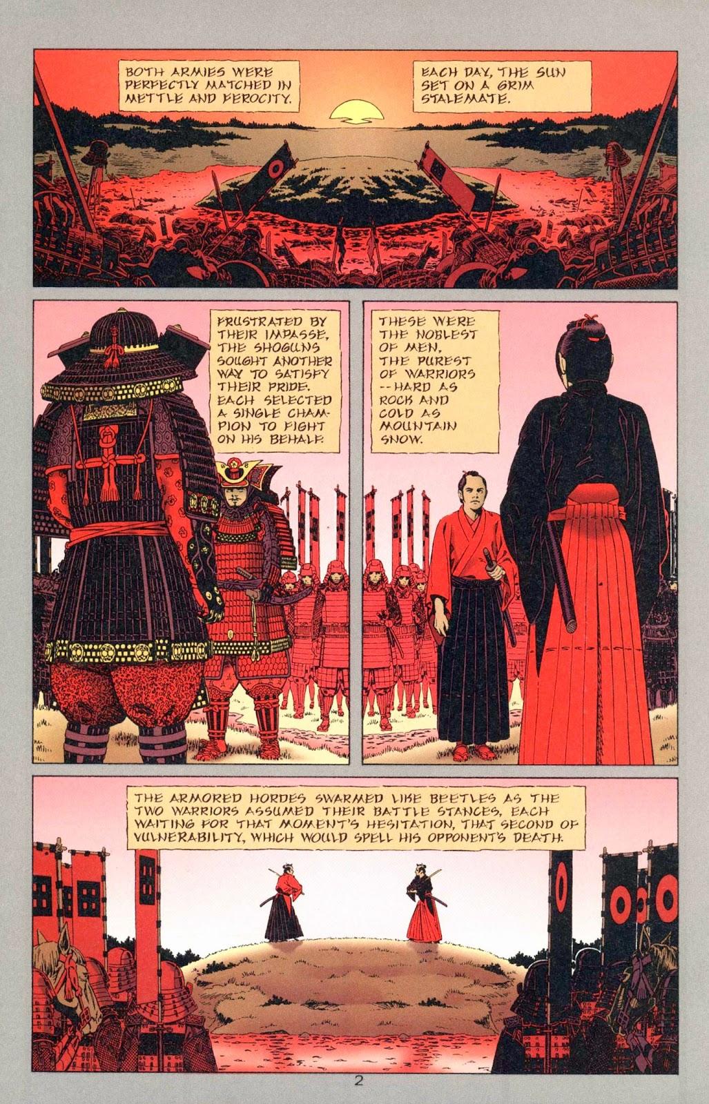 Read online Weird War Tales (1997) comic -  Issue #1 - 17