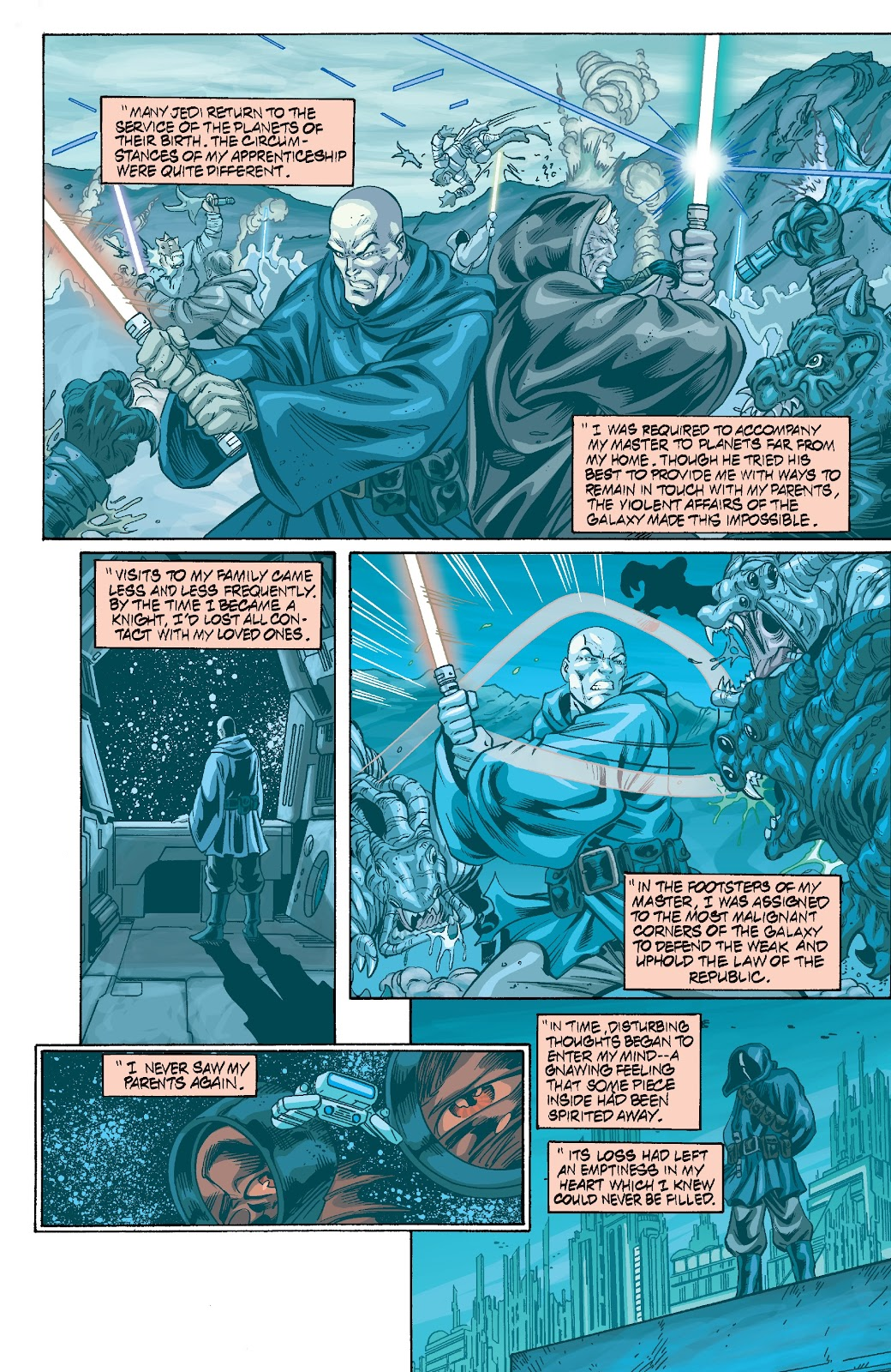 Read online Star Wars Legends Epic Collection: The Menace Revealed comic -  Issue # TPB (Part 2) - 99