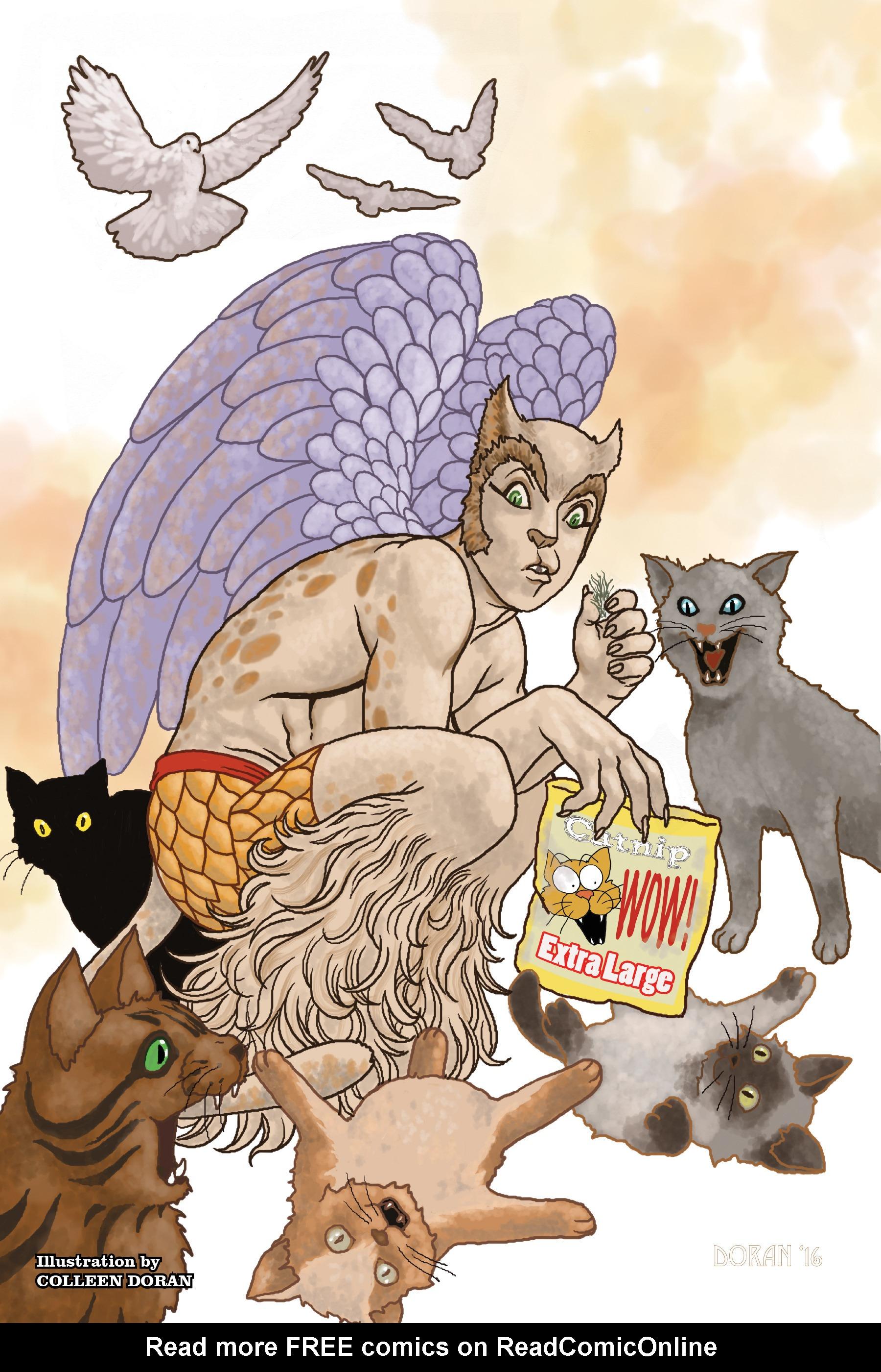 Read online Angel Catbird comic -  Issue # TPB 2 - 83
