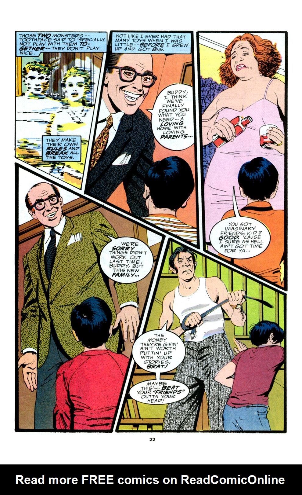 Read online Powerline comic -  Issue #5 - 24