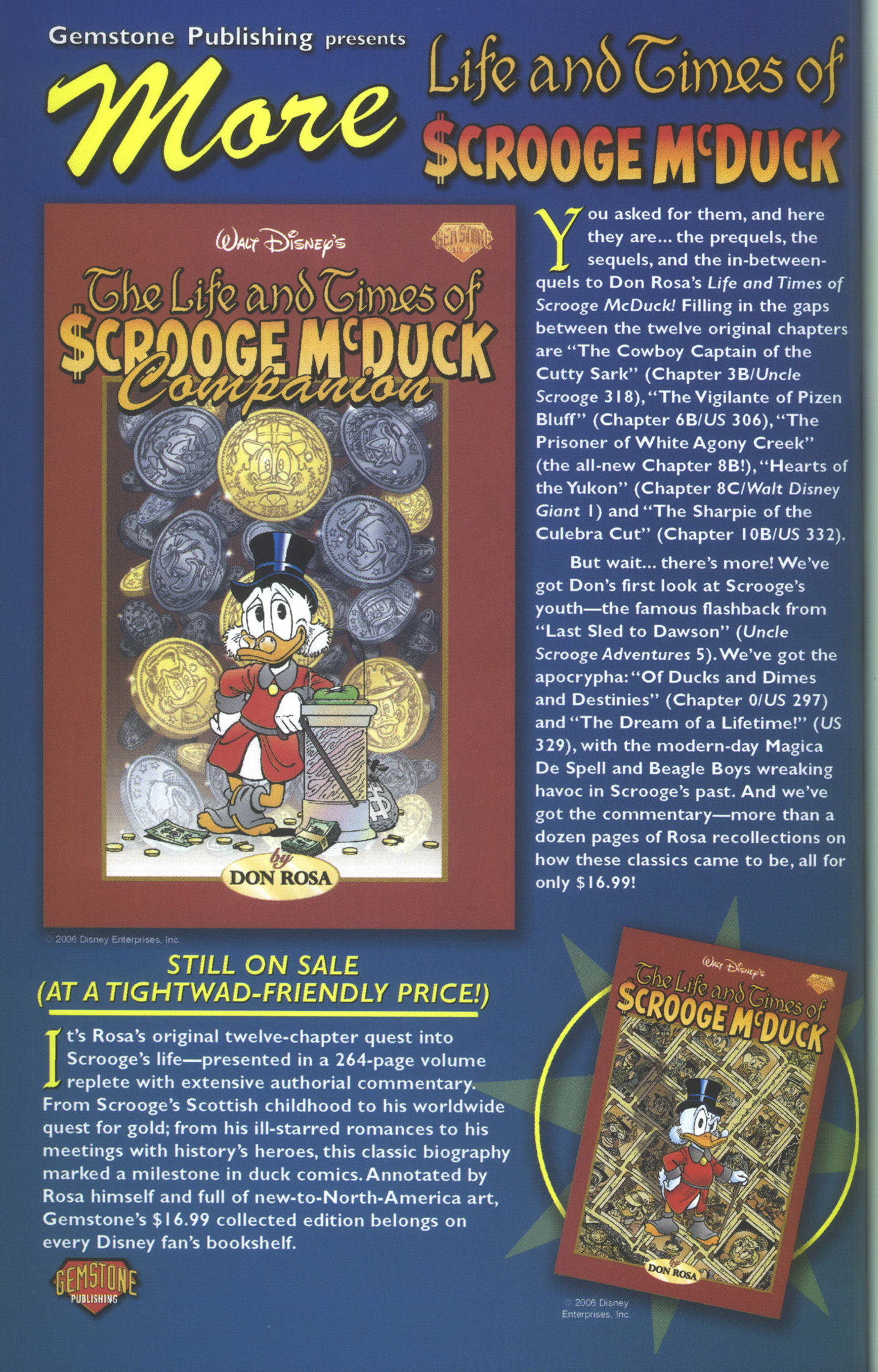 Read online Uncle Scrooge (1953) comic -  Issue #358 - 28