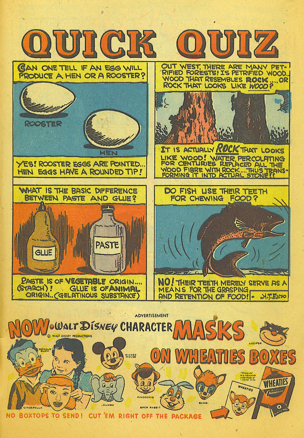 Read online Adventure Comics (1938) comic -  Issue #169 - 32