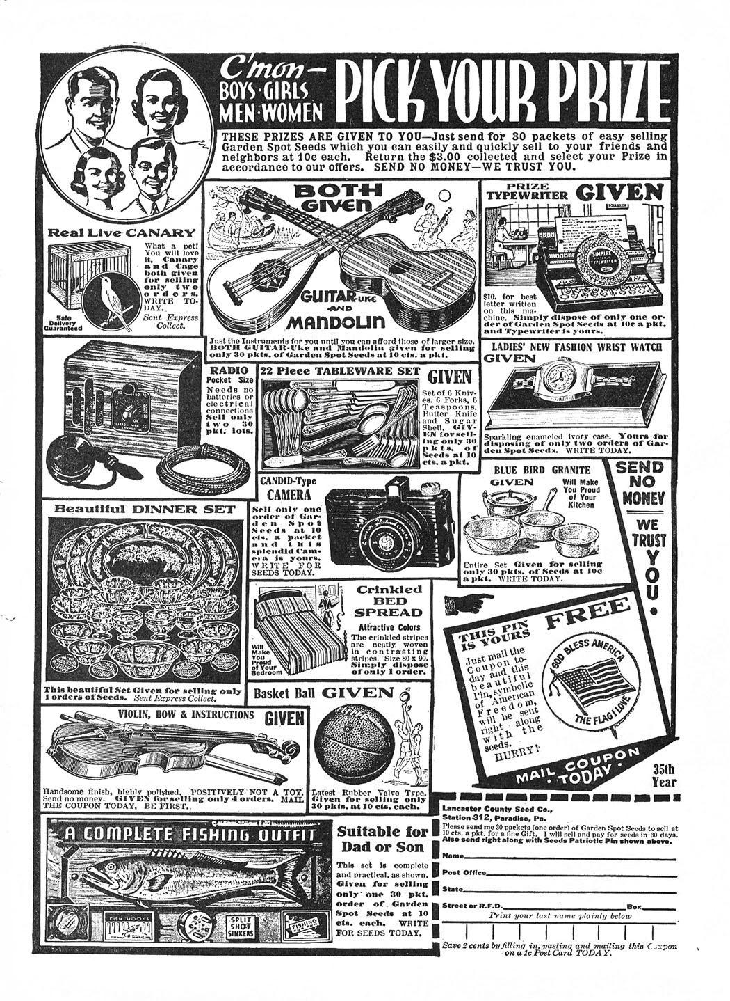 Read online Sensation (Mystery) Comics comic -  Issue #5 - 67