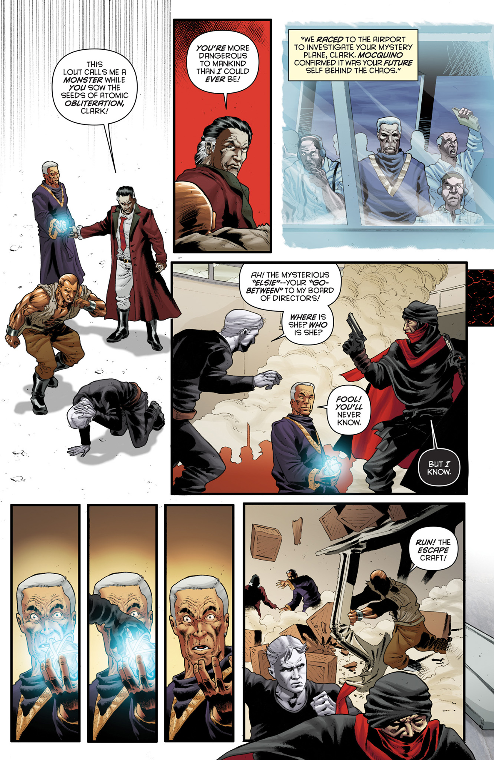 Read online Justice, Inc. comic -  Issue #4 - 12