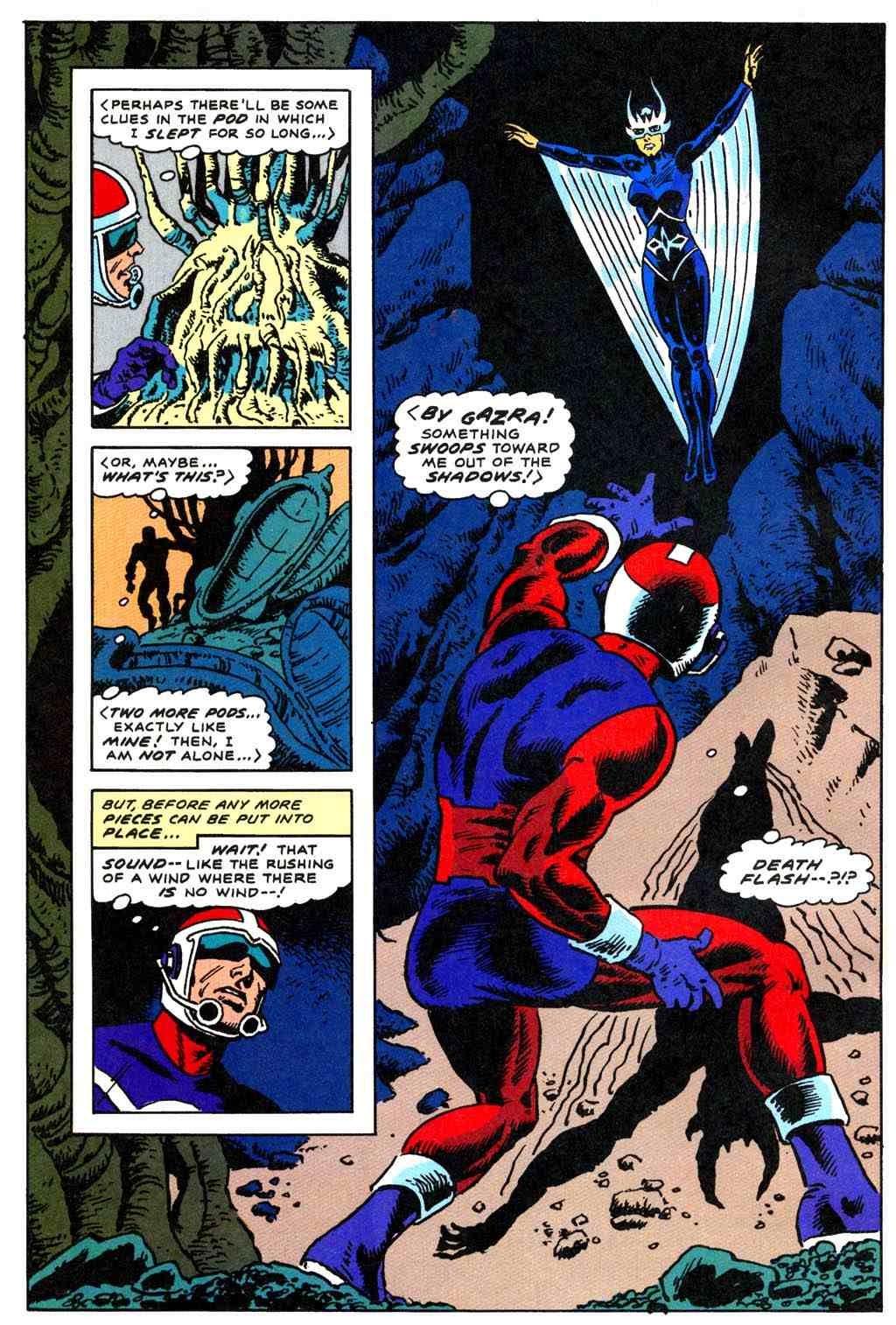 Read online Bombast comic -  Issue # Full - 28