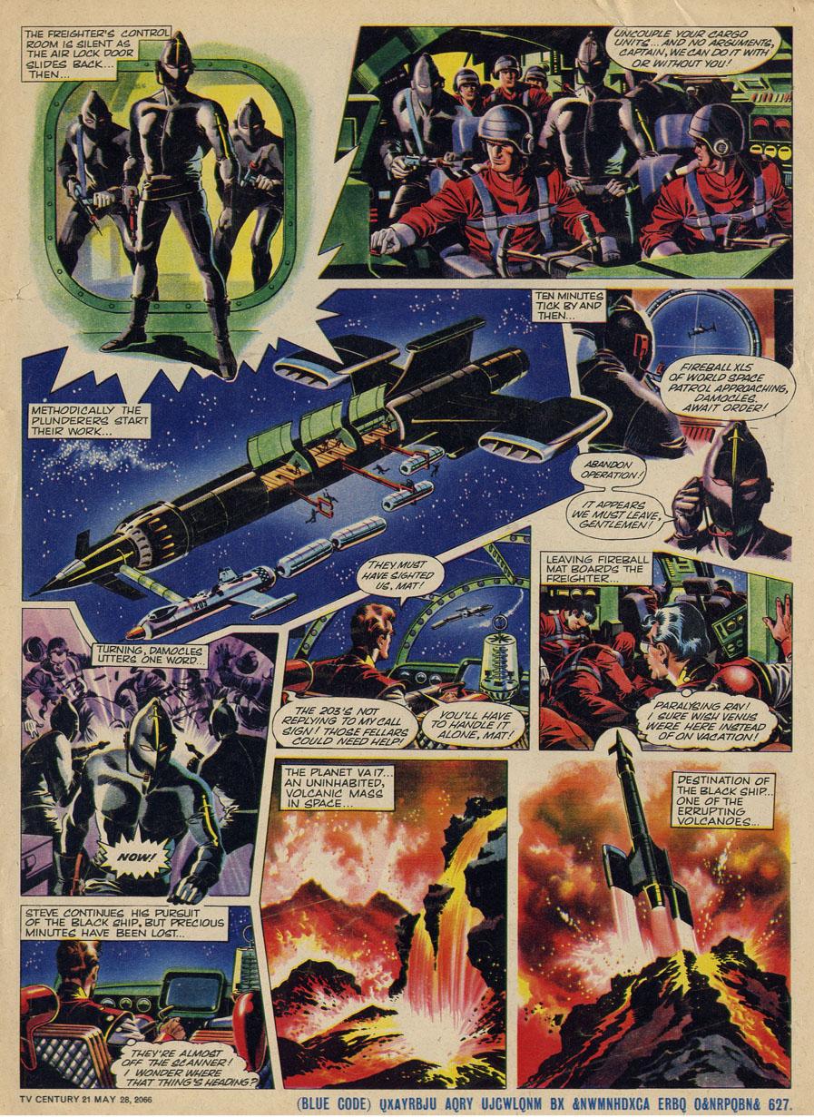 Read online TV Century 21 (TV 21) comic -  Issue #71 - 16