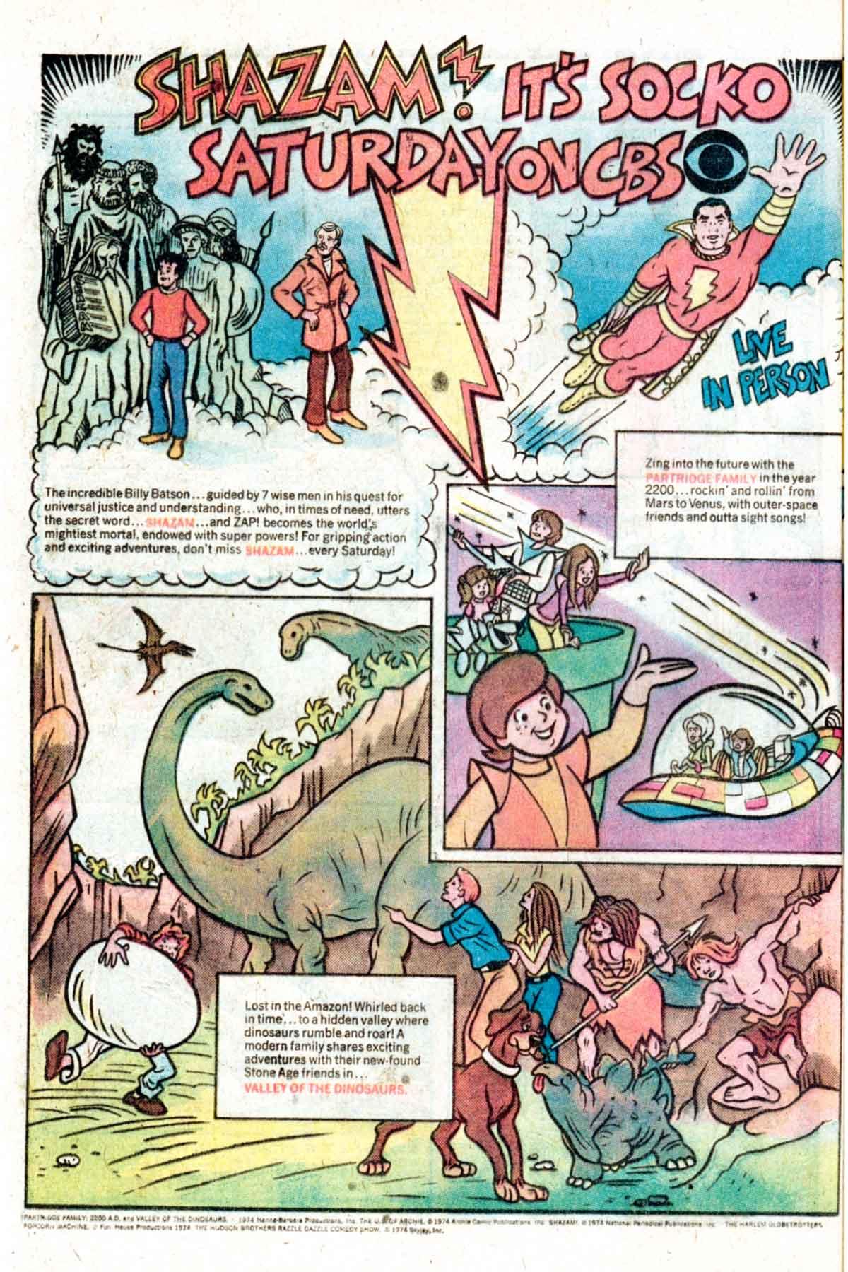 Read online Shazam! (1973) comic -  Issue #15 - 46