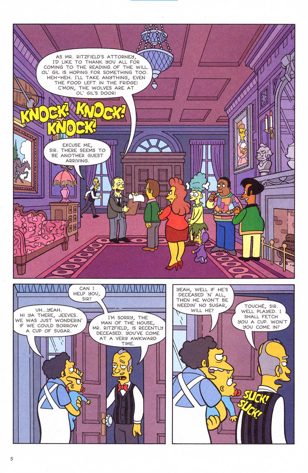 Read online Simpsons Comics Presents Bart Simpson comic -  Issue #24 - 24