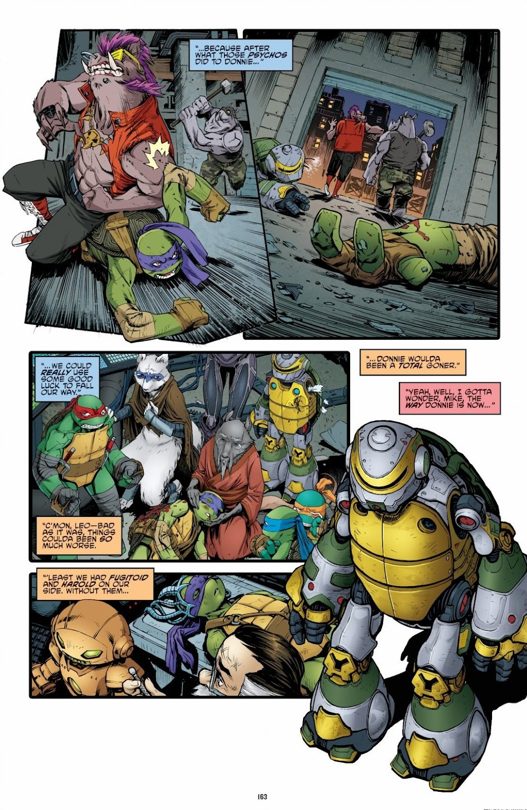Read online Teenage Mutant Ninja Turtles: The IDW Collection comic -  Issue # TPB 6 (Part 2) - 61