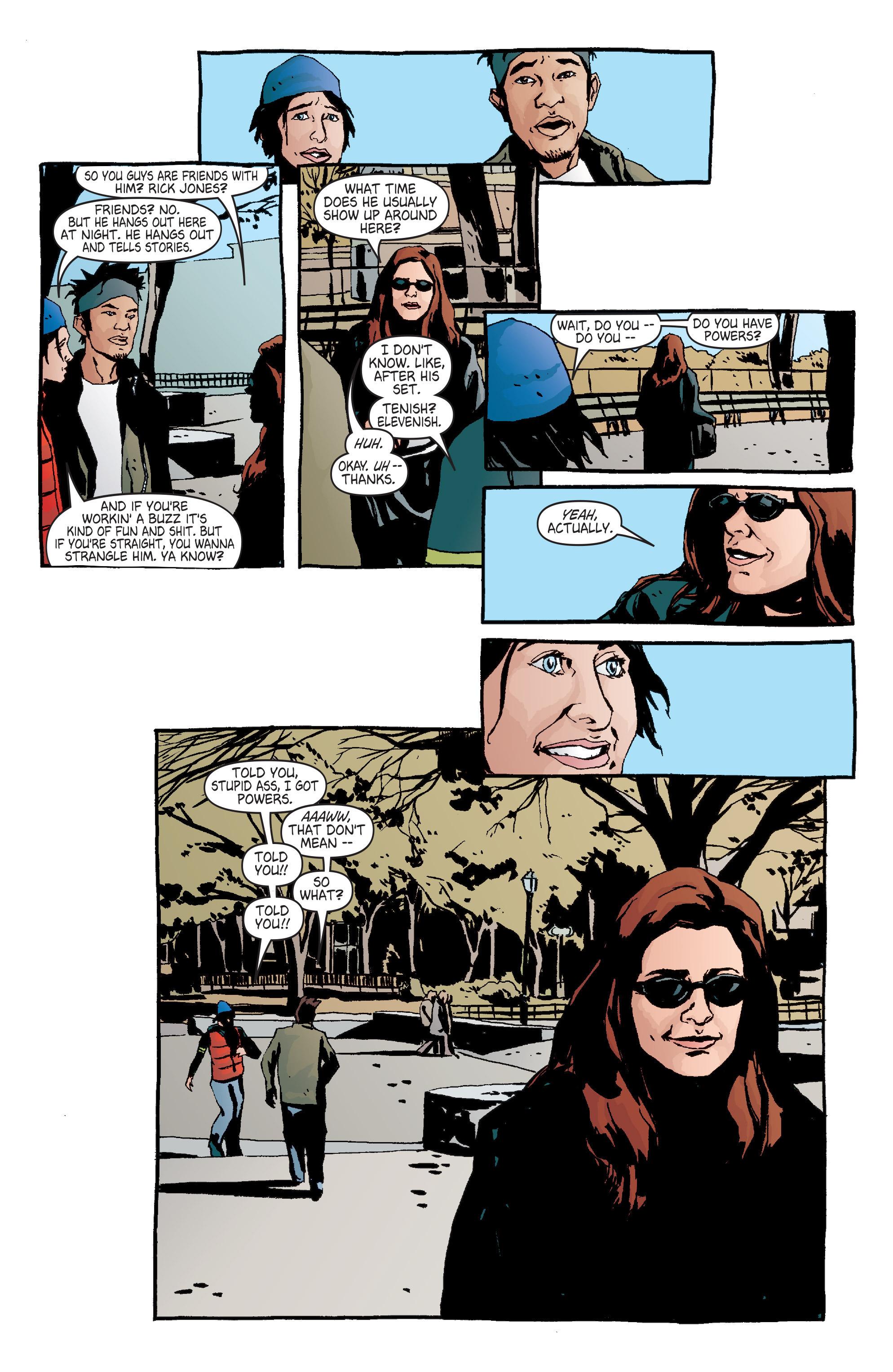 Read online Alias comic -  Issue #7 - 15