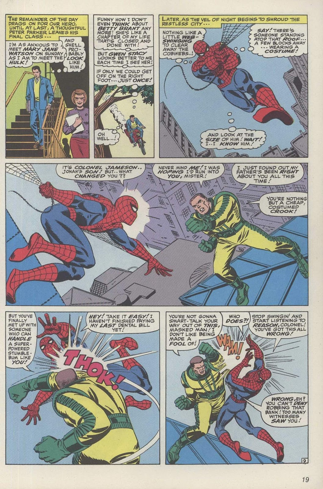The Amazing Spider-Man (1979) issue TPB - Page 21