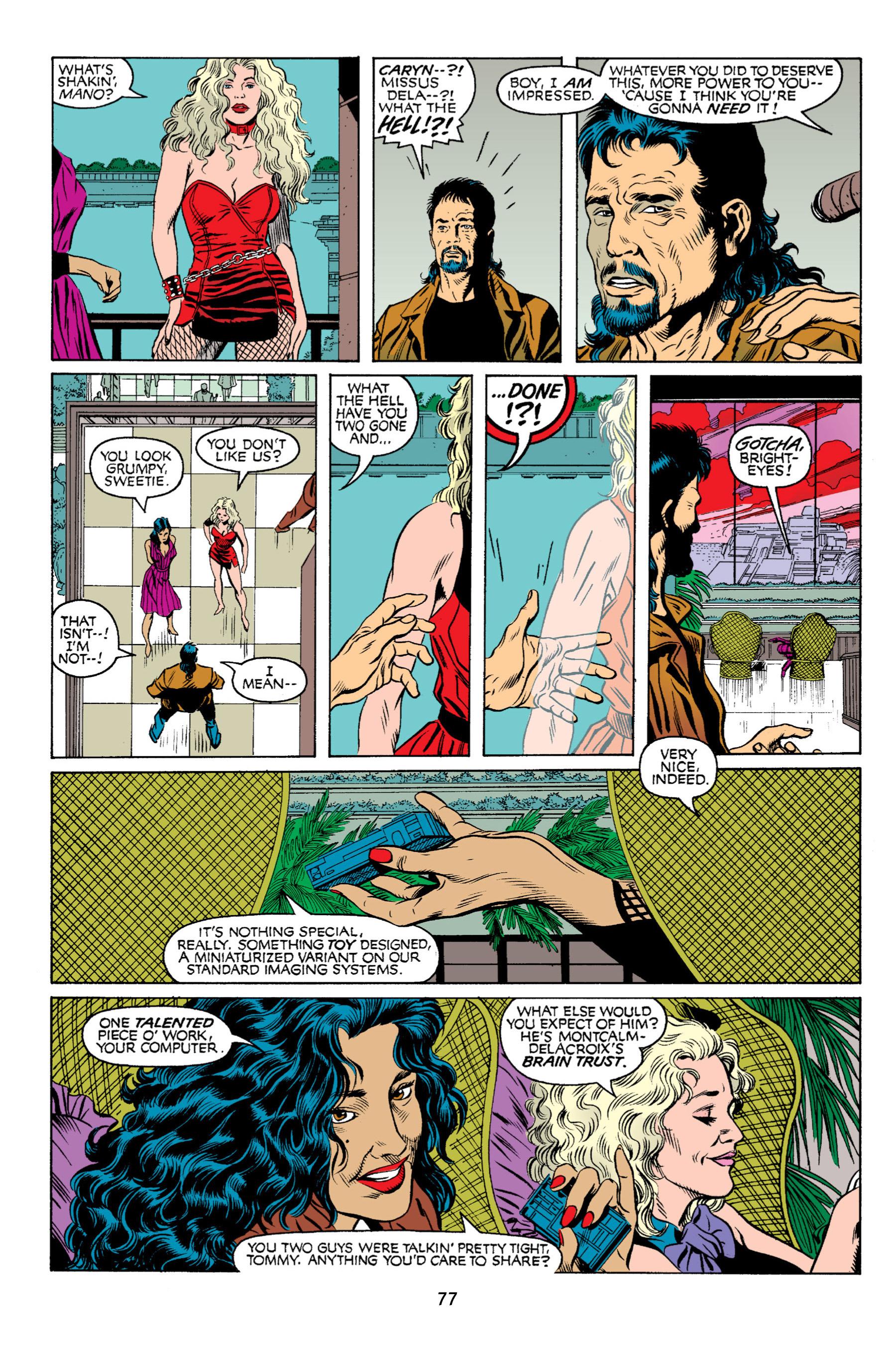 Read online Aliens vs. Predator Omnibus comic -  Issue # _TPB 2 Part 1 - 76
