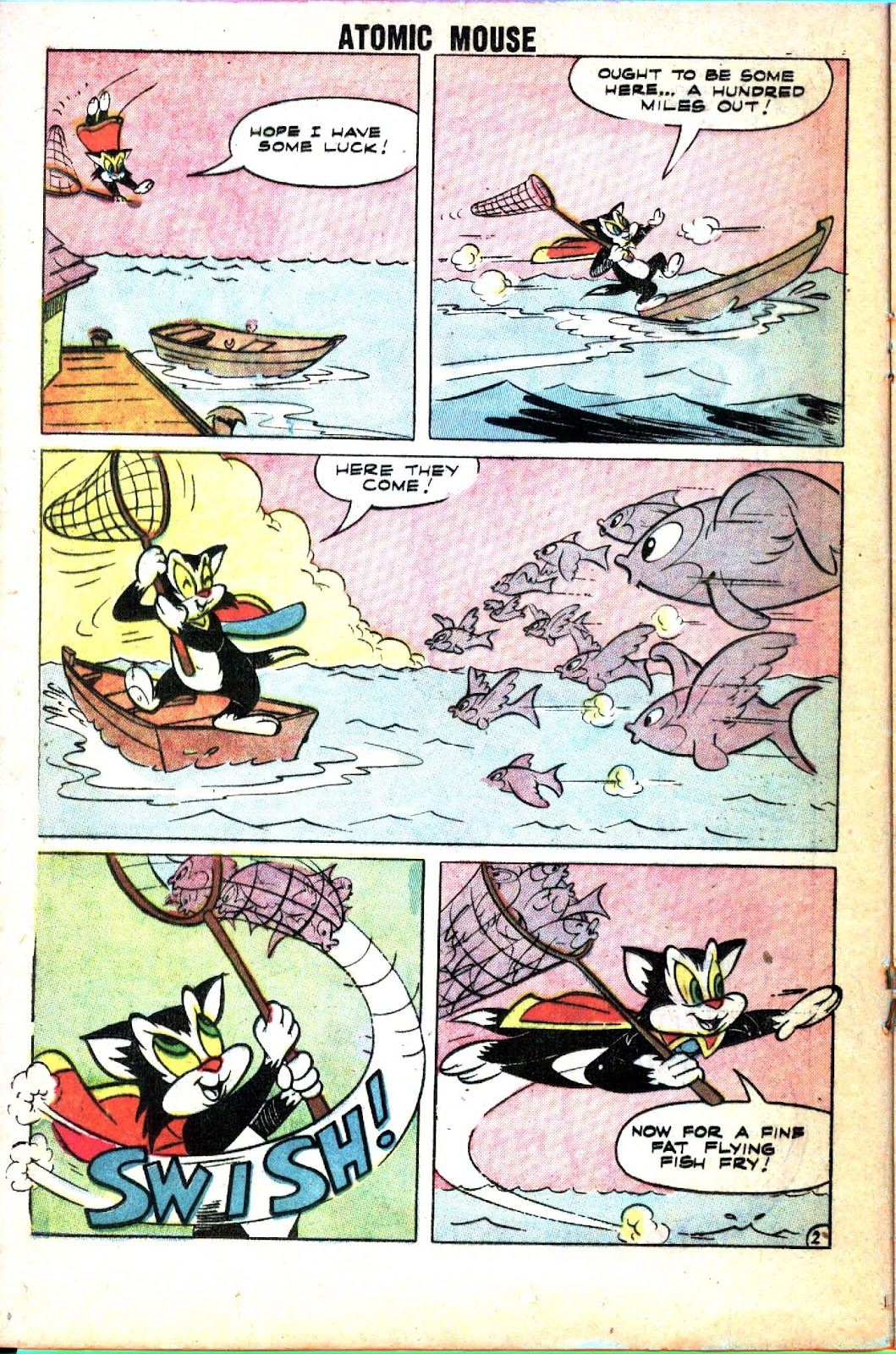 Atomic Mouse issue 29 - Page 13