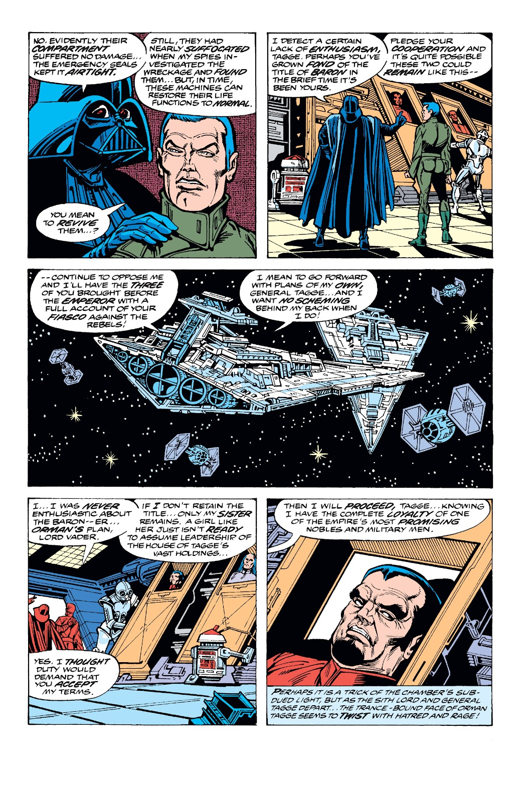 Read online Star Wars Legends: The Original Marvel Years - Epic Collection comic -  Issue # TPB 2 (Part 3) - 45