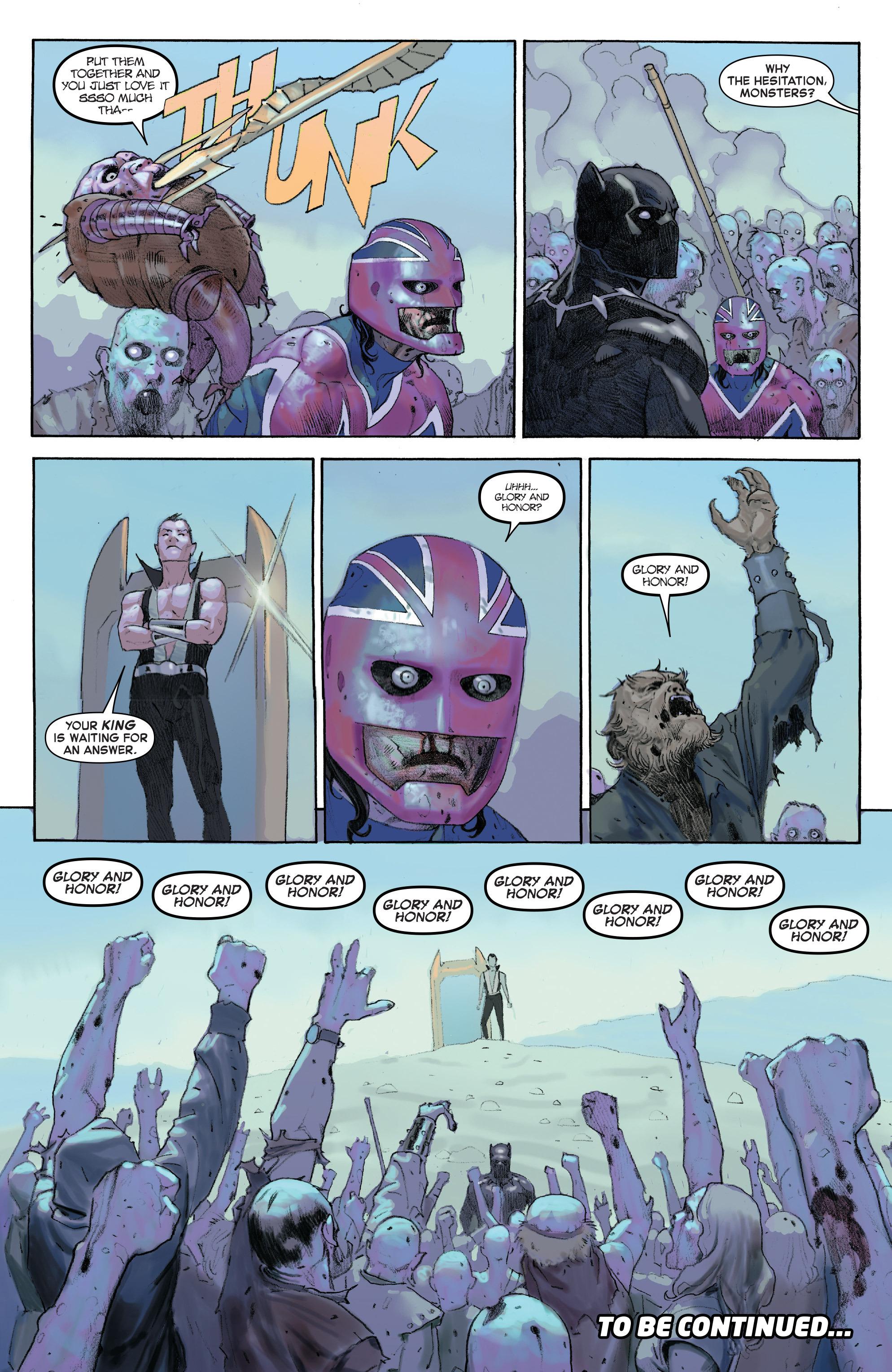Read online Secret Wars comic -  Issue #7 - 23