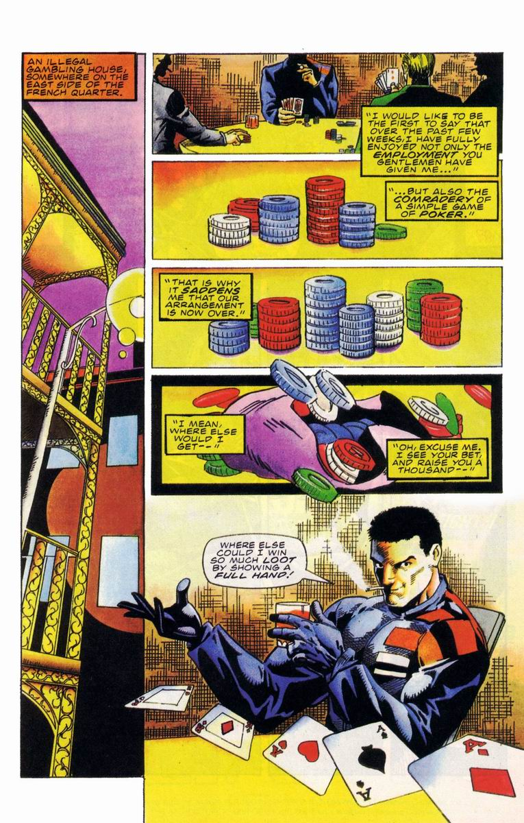 Read online Secret Weapons comic -  Issue #19 - 9