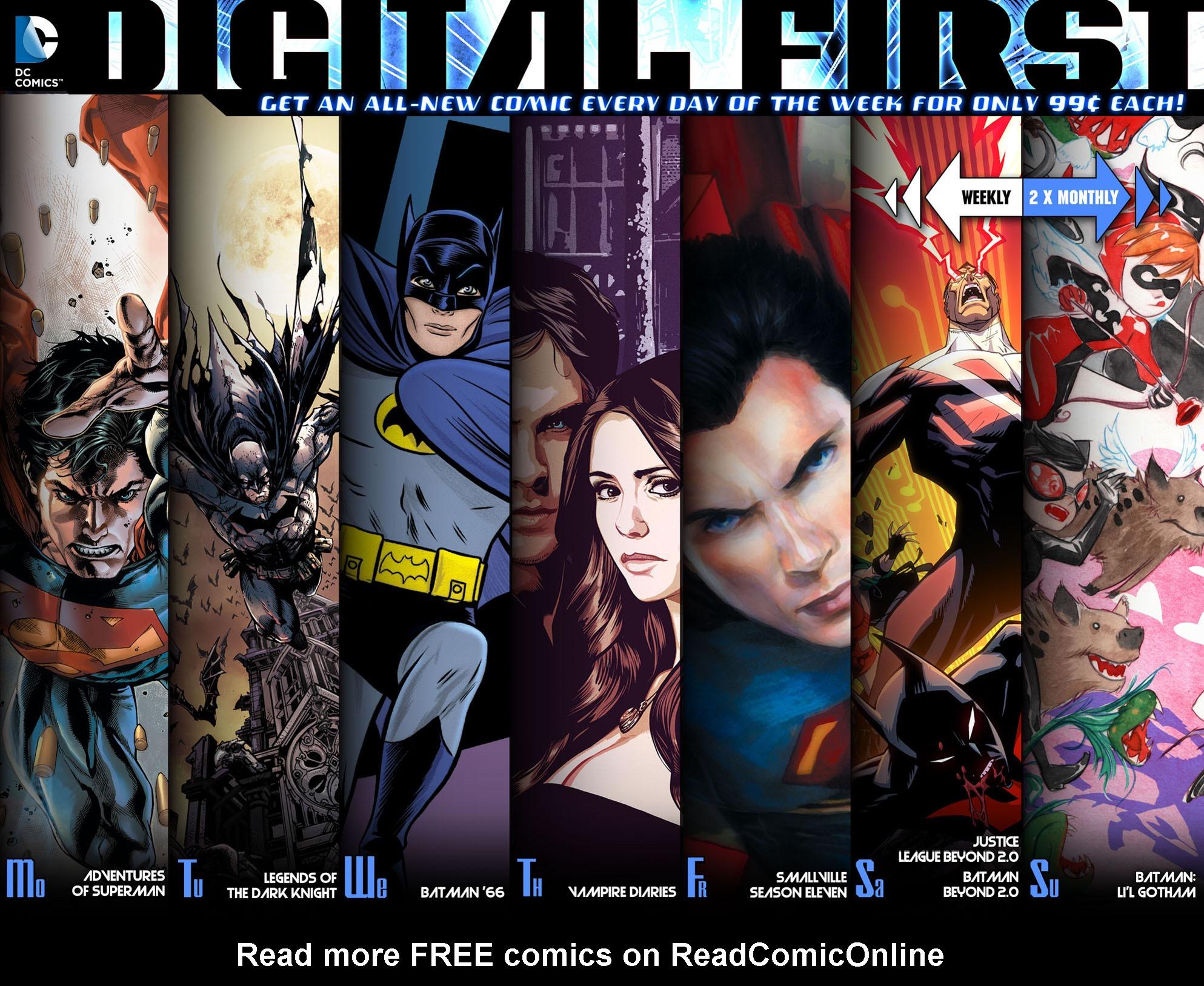 Read online Smallville: Alien comic -  Issue #10 - 23