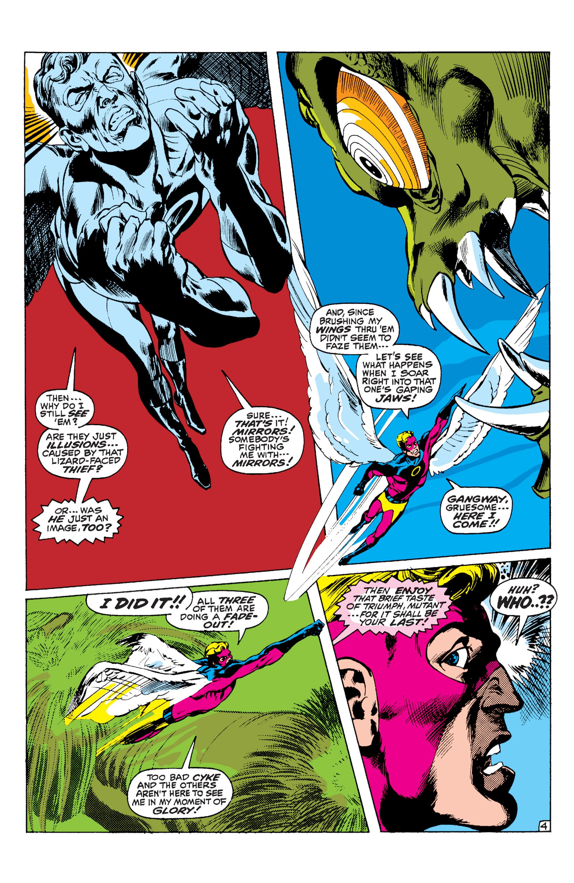 Uncanny X-Men (1963) 61 Page 3