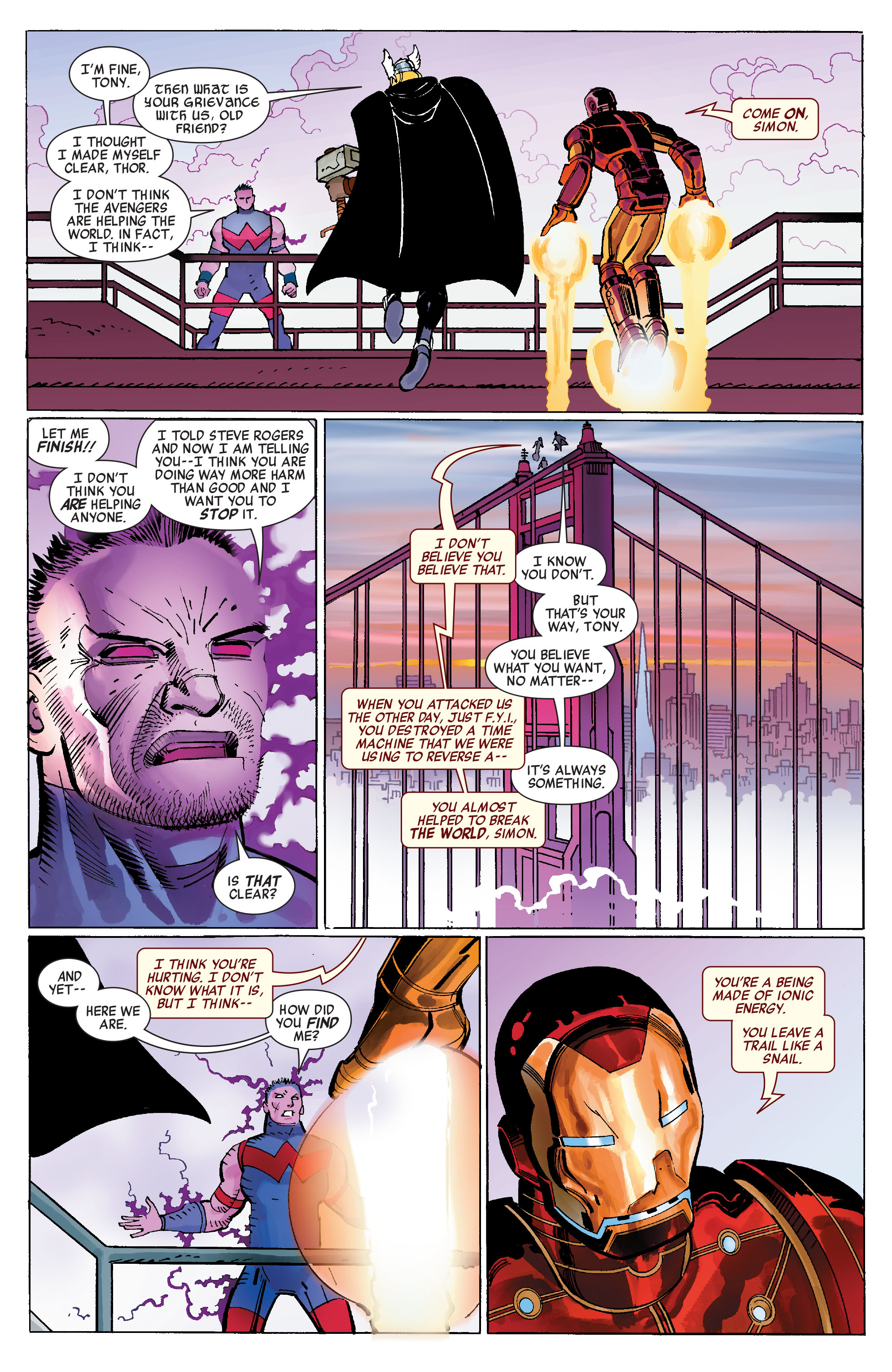 Read online Avengers (2010) comic -  Issue #7 - 12