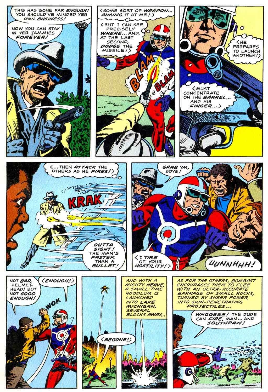 Read online Bombast comic -  Issue # Full - 11