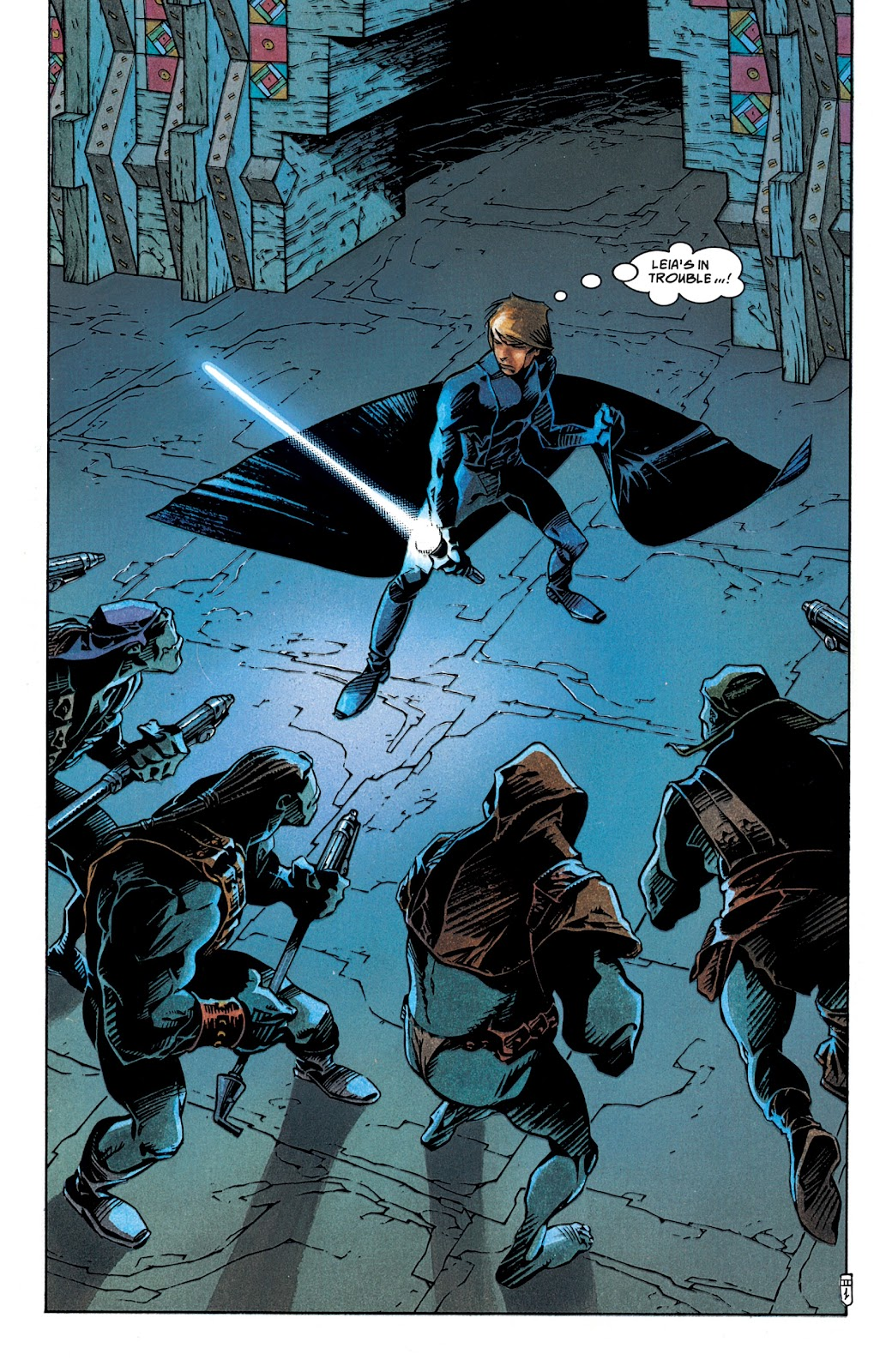 Read online Star Wars Legends: The New Republic - Epic Collection comic -  Issue # TPB 4 (Part 1) - 32
