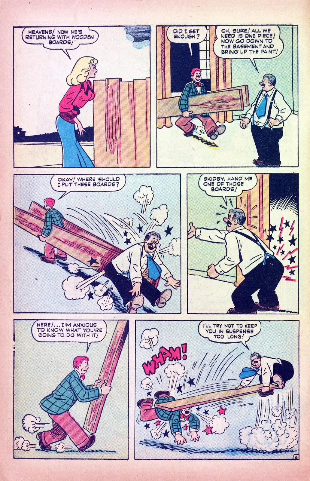 Read online Joker Comics comic -  Issue #40 - 8