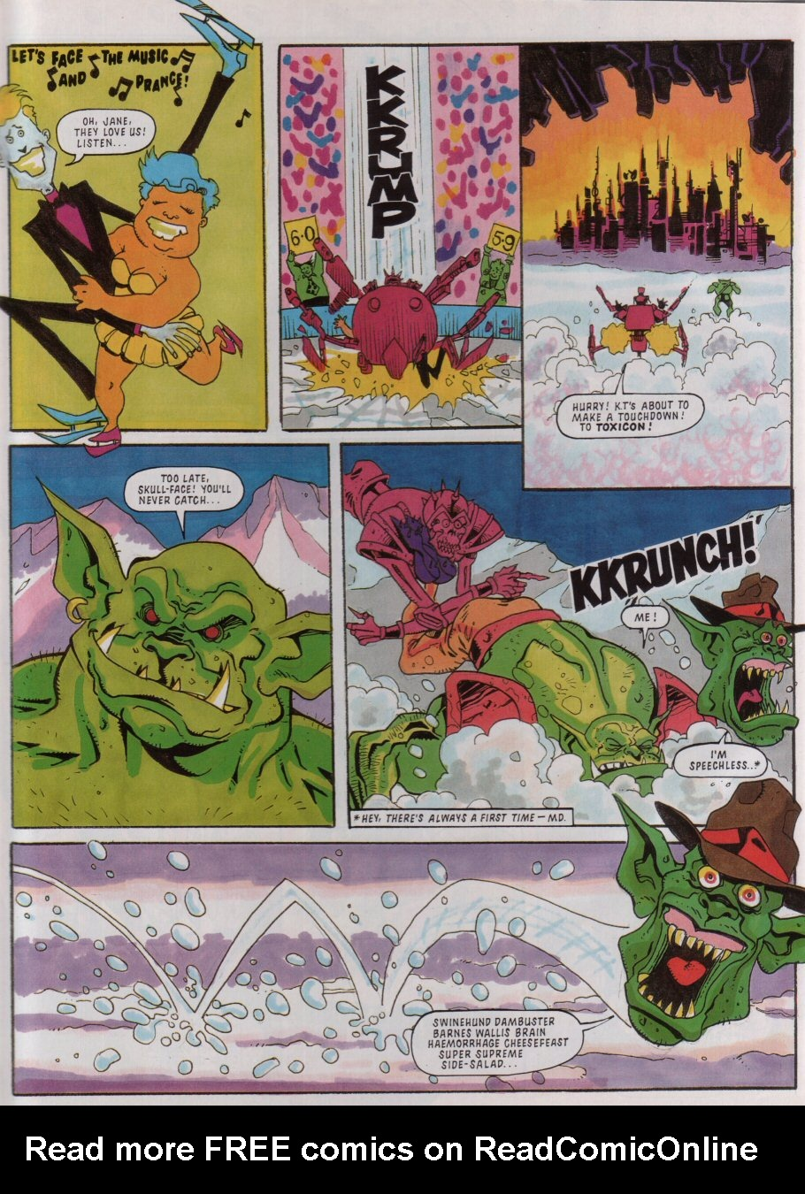 Read online Sonic the Comic comic -  Issue #34 - 15