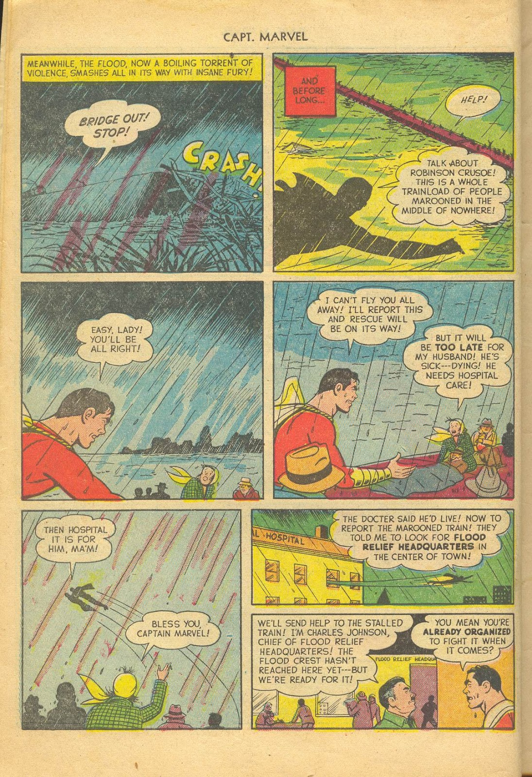 Captain Marvel Adventures issue 132 - Page 6