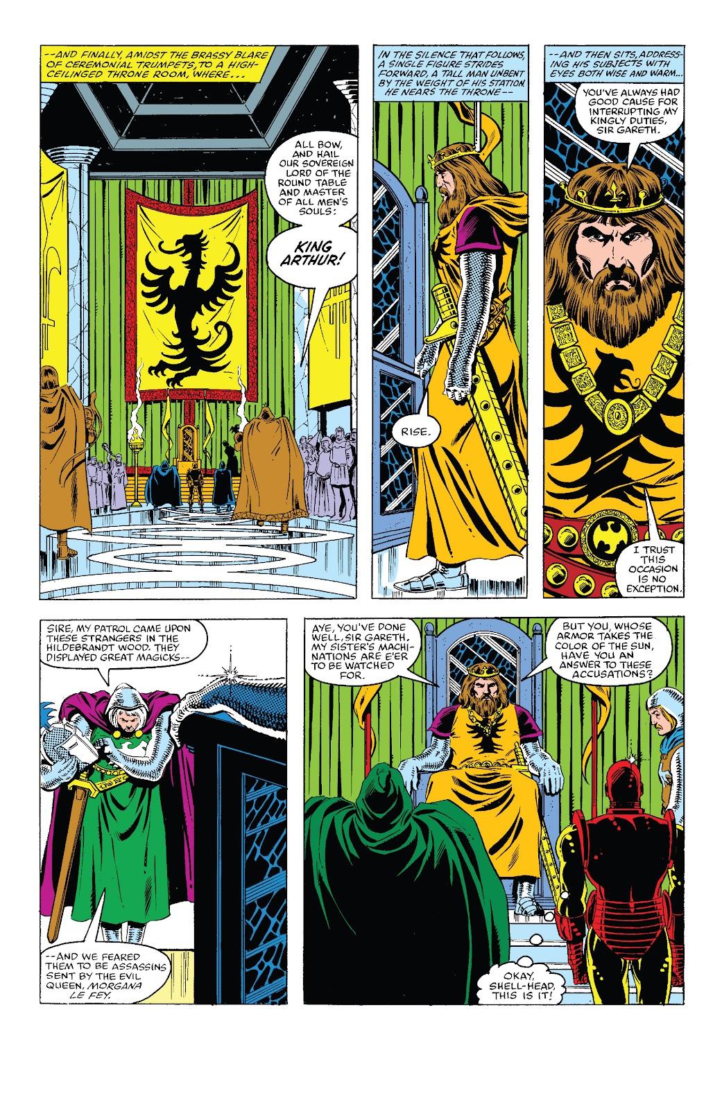 Read online Marvel Tales: Iron Man comic -  Issue # Full - 44
