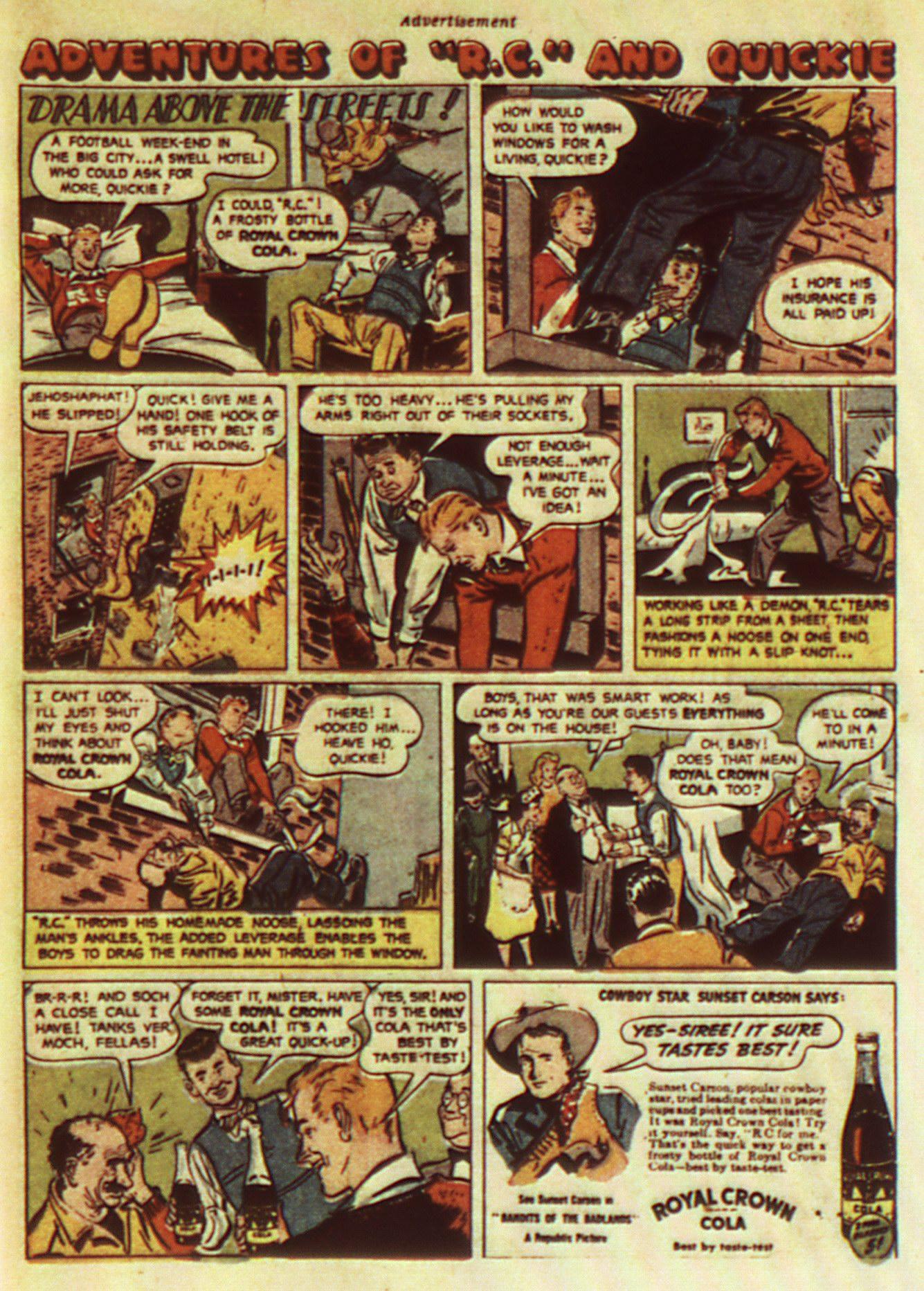 Read online Adventure Comics (1938) comic -  Issue #105 - 49