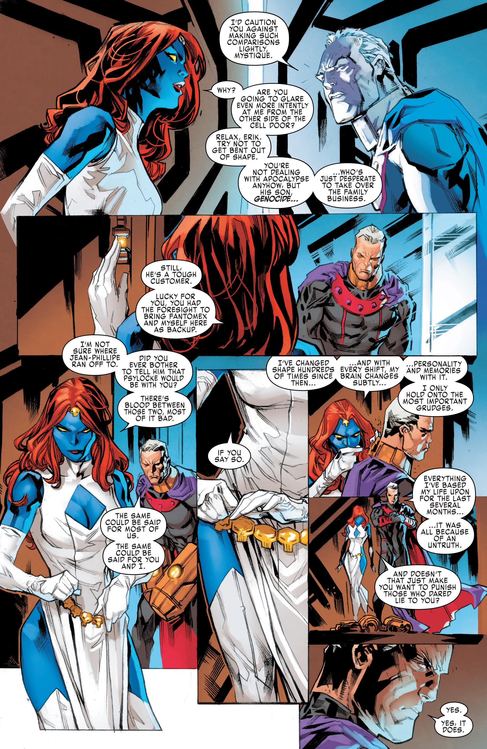 Read online Uncanny X-Men (2016) comic -  Issue #9 - 5