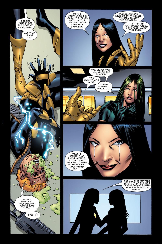 Read online Amazing Fantasy (2004) comic -  Issue #12 - 17
